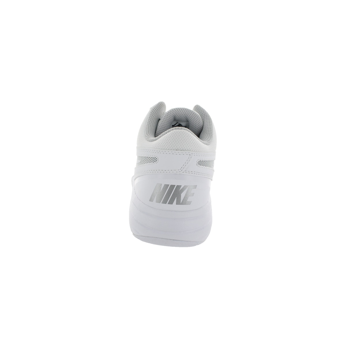 5004a8a88b06 Shop Nike Men s The Overplay Viii White White Metallic Silver Basketball  Shoe - Free Shipping Today - Overstock - 12334597