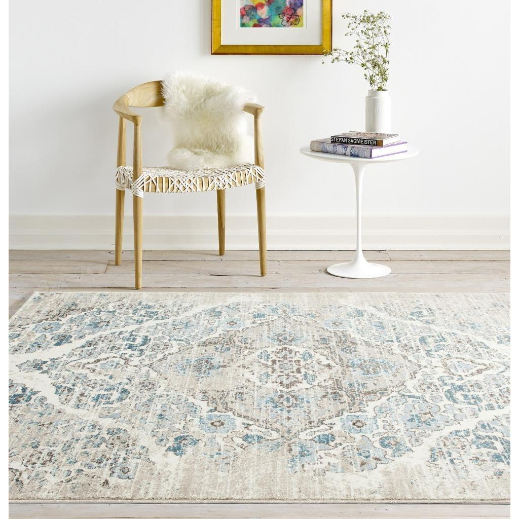 Shop Persian Rugs Vintage Antique Designed Cream Beige Tones Area Rug - 5'2  x 7'2 - On Sale - Free Shipping Today - Overstock.com - 12346210 - Shop Persian Rugs Vintage Antique Designed Cream Beige Tones Area