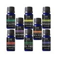 Radha Beauty's Aromatherapy Top 8 Essential Oil Set