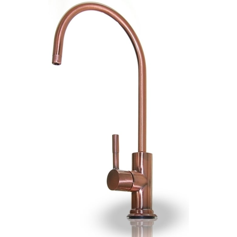 Shop iSpring European Designer Drinking Water Faucet with Antique ...