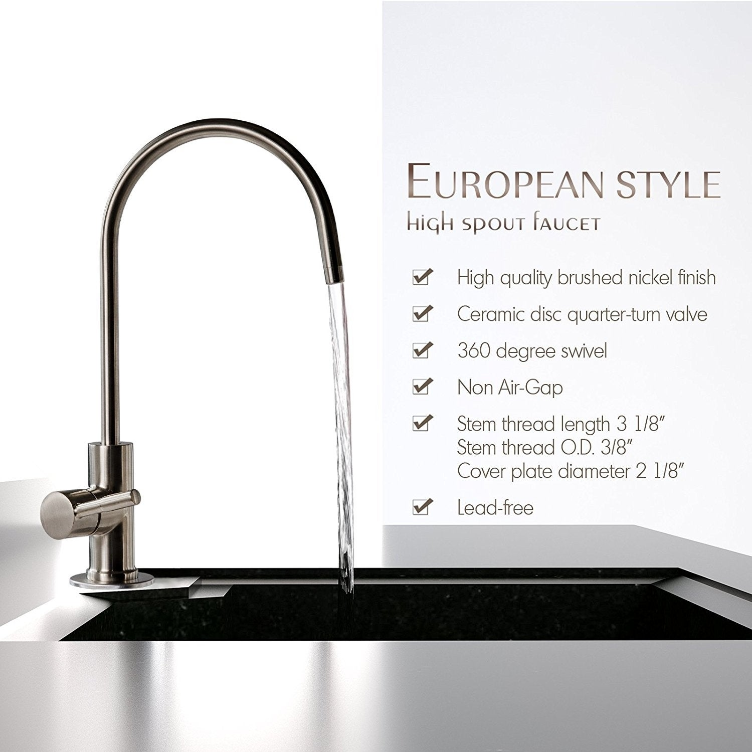 aquasana view system water large dp filter faucet undersink faucets counter larger under aq