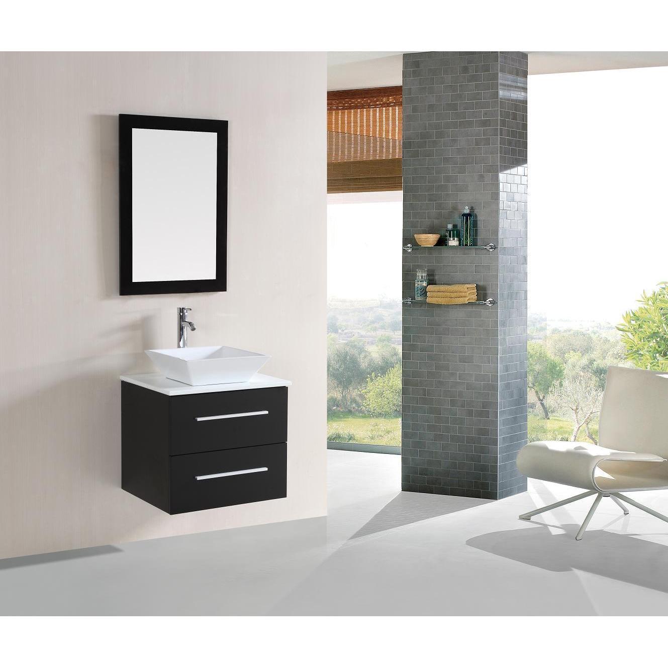Legion Furniture 24-inch Bathroom Sink Vanity - Free Shipping Today ...