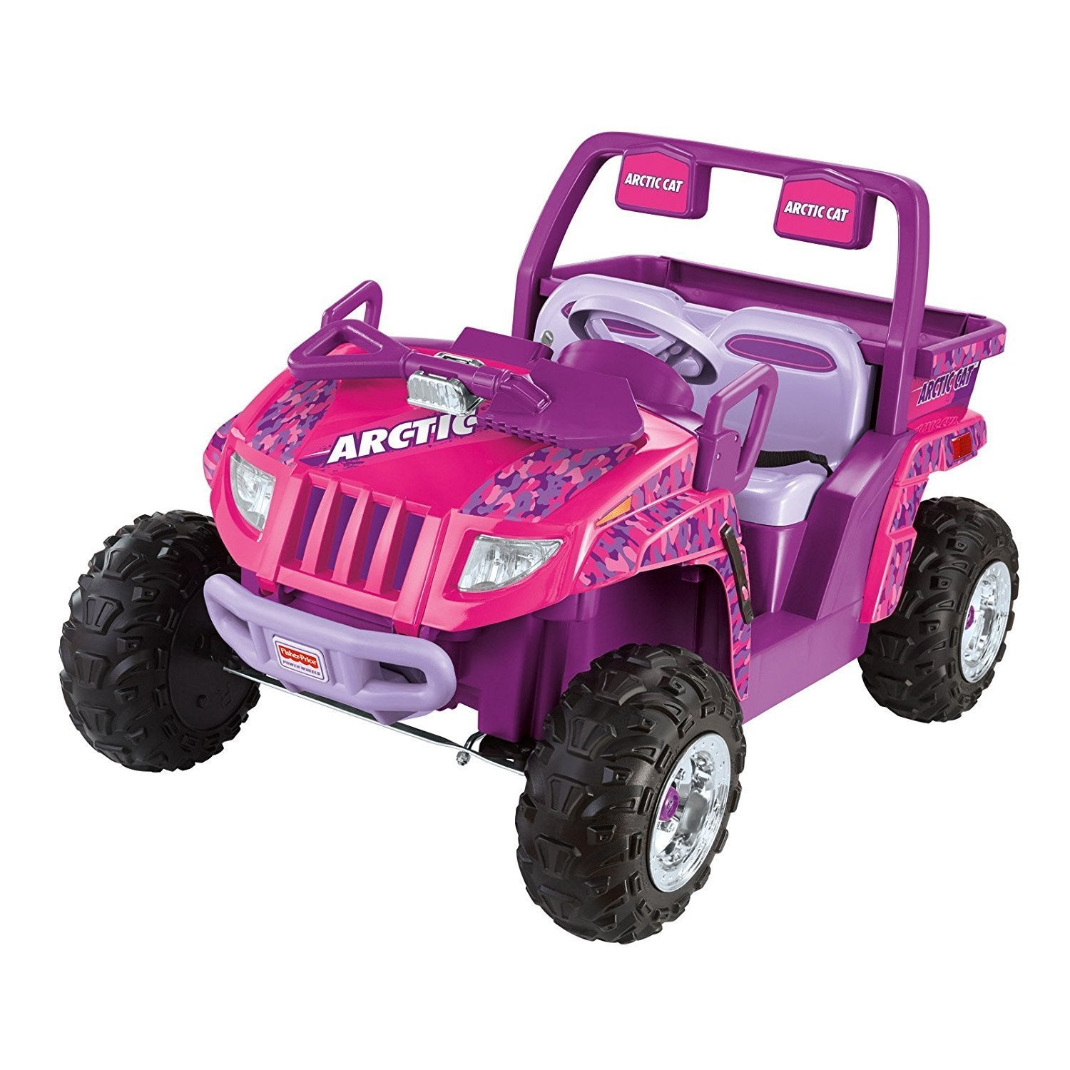 Fisher-Price Power Wheels Arctic Cat 1000, Pink