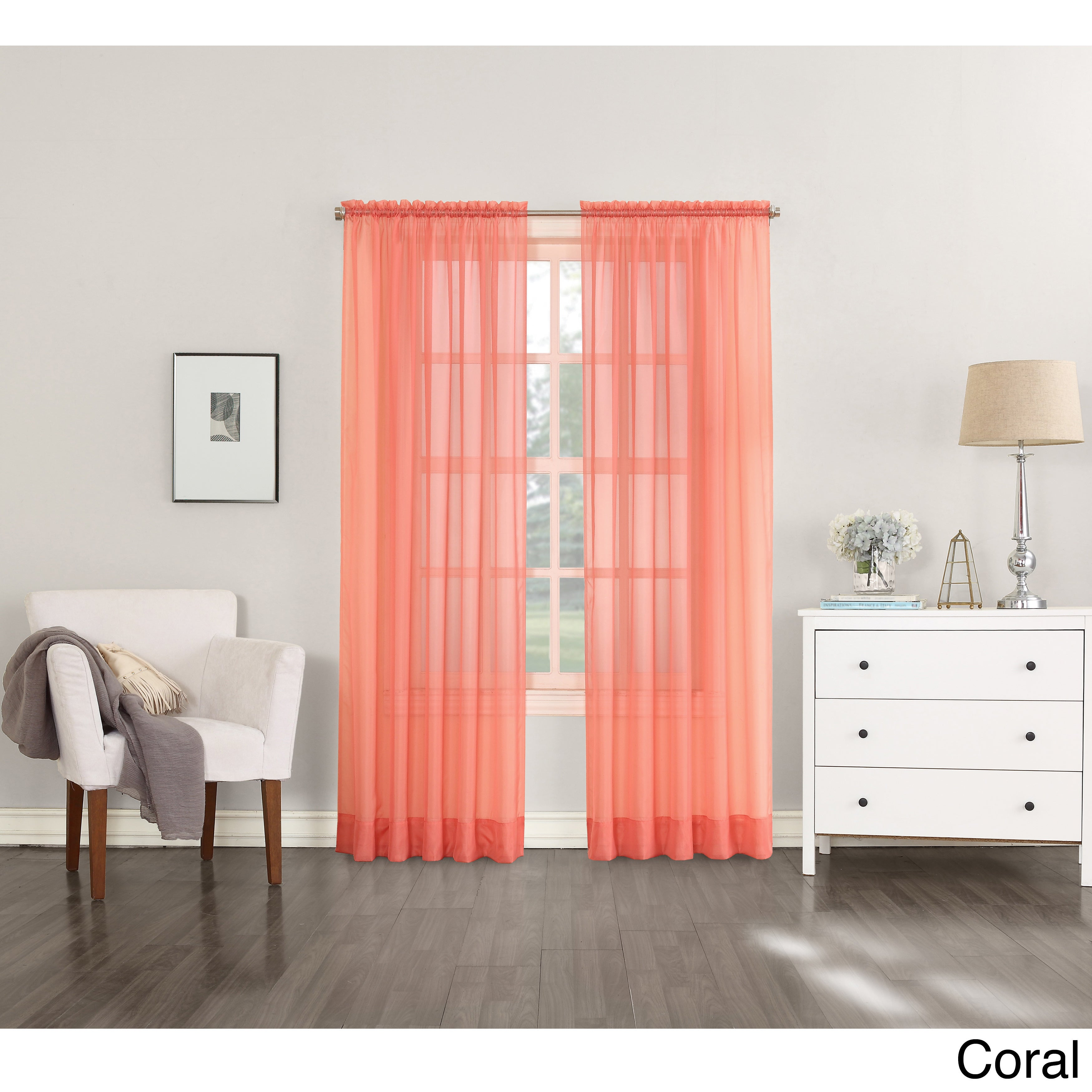 in curtain champagne myru voile simple color item room linen window home american free solid from curtains bedroom shipping living sheer