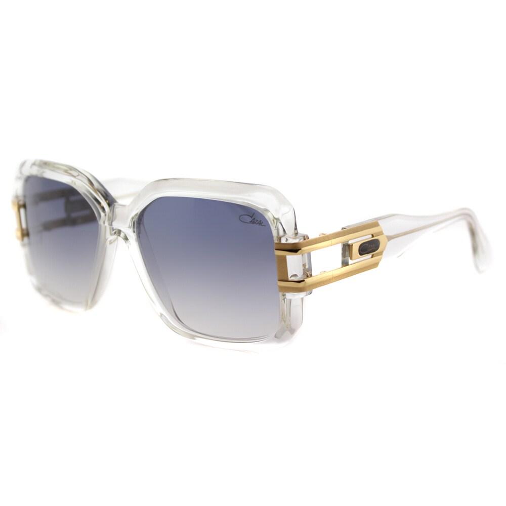 1aa683365704 Shop cazal vintage crystal plastic square grey gradient lens sunglasses  free shipping today jpg 1000x1000 Cazal