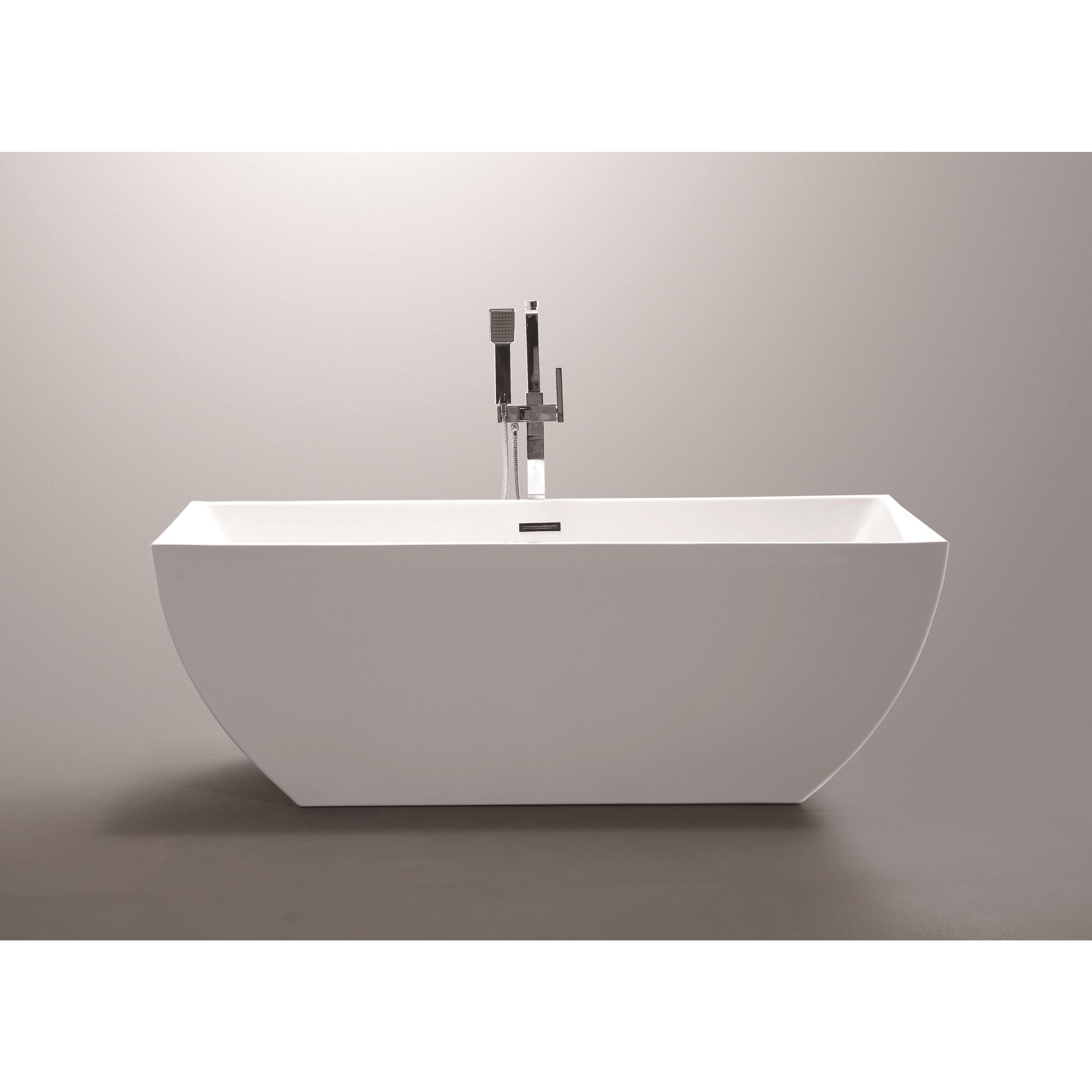 purescape acrylic aquatica bathtubs x freestanding bathtub