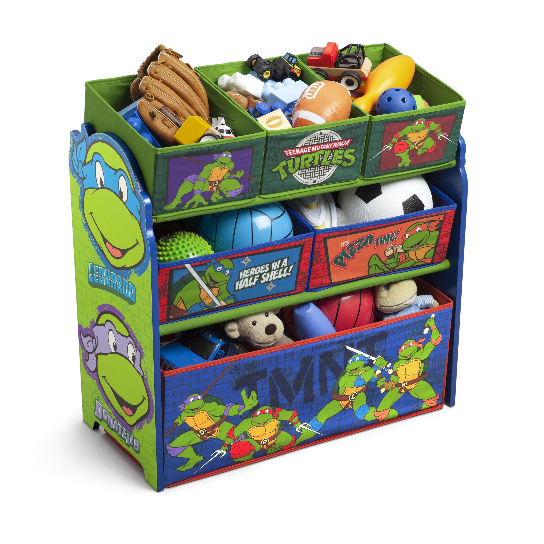 Nickelodeon Teenage Mutant Ninja Turtles Collapsible Storage Trunk Sonstige