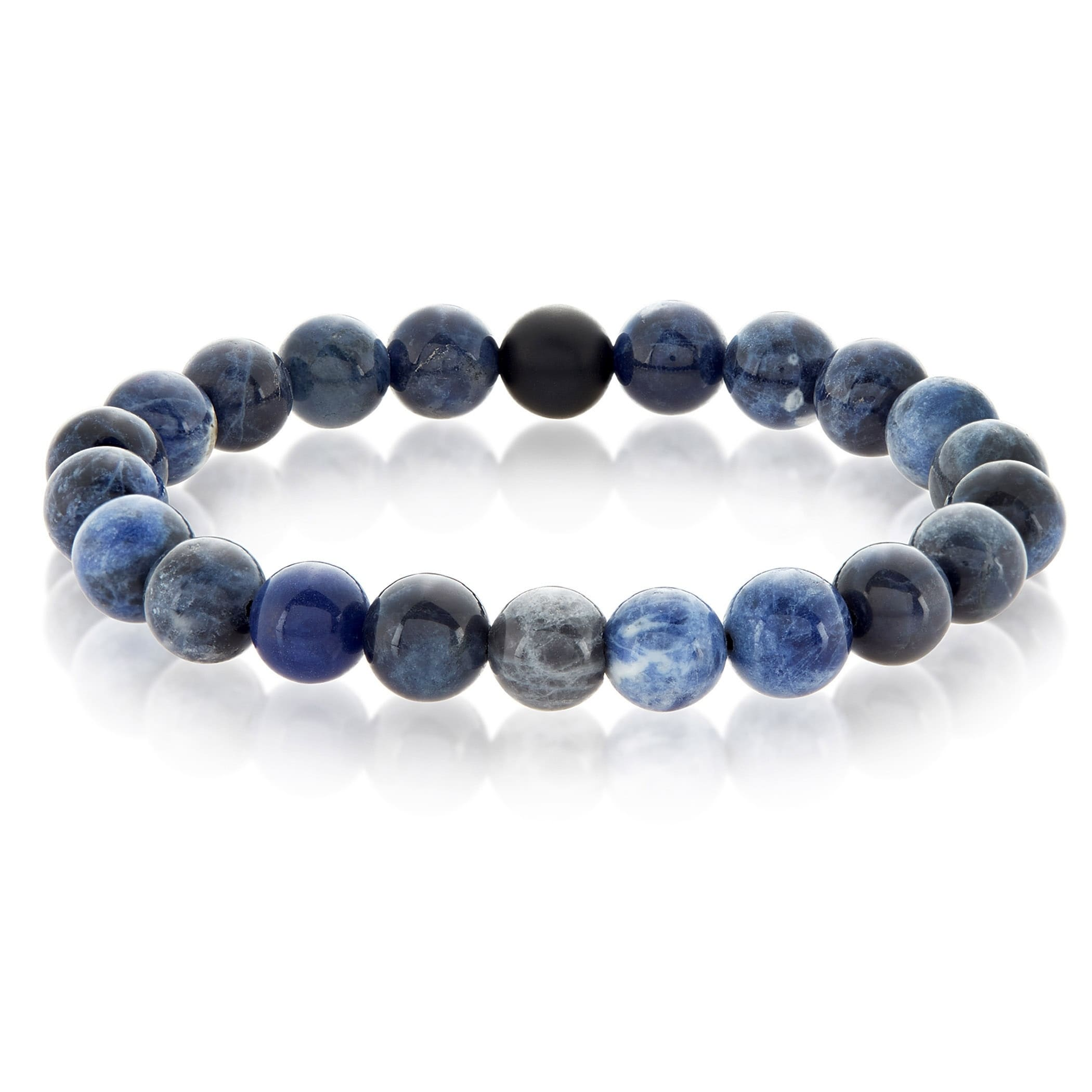 bracelets beads agate yoga bead product natural mala round cheap pendant india key stone gongxumei online by matte bracelet prayer love