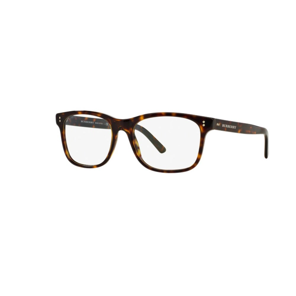 c579b31507 Shop Burberry BE2196 3002 Dark Havana Plastic Rectangle Eyeglasses with  55mm Lens - Ships To Canada - Overstock.ca - 12377964