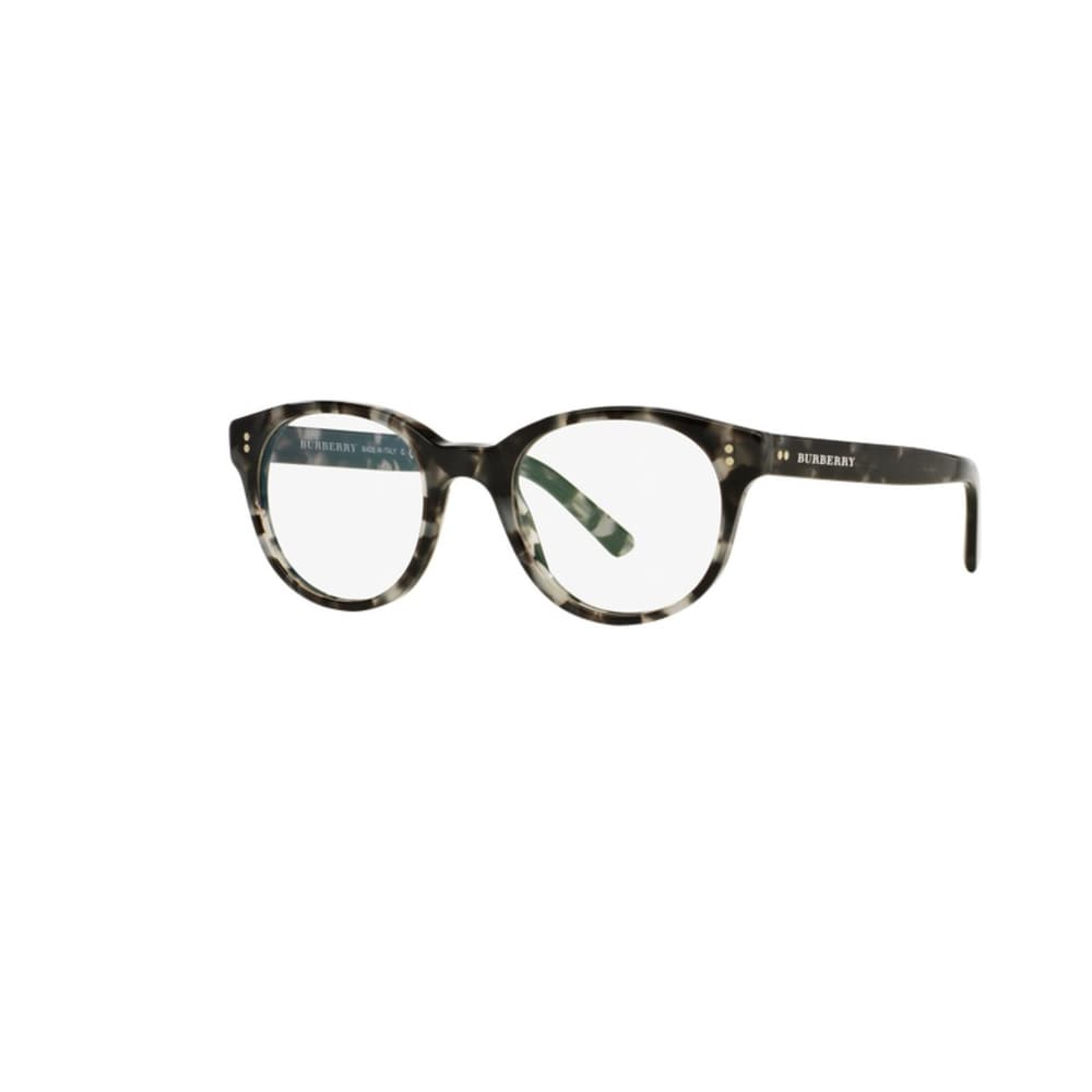 138463ad69e Shop burberry be grey havana plastic phantos eyeglasses with lens free  shipping today jpg 1000x1000 Burberry