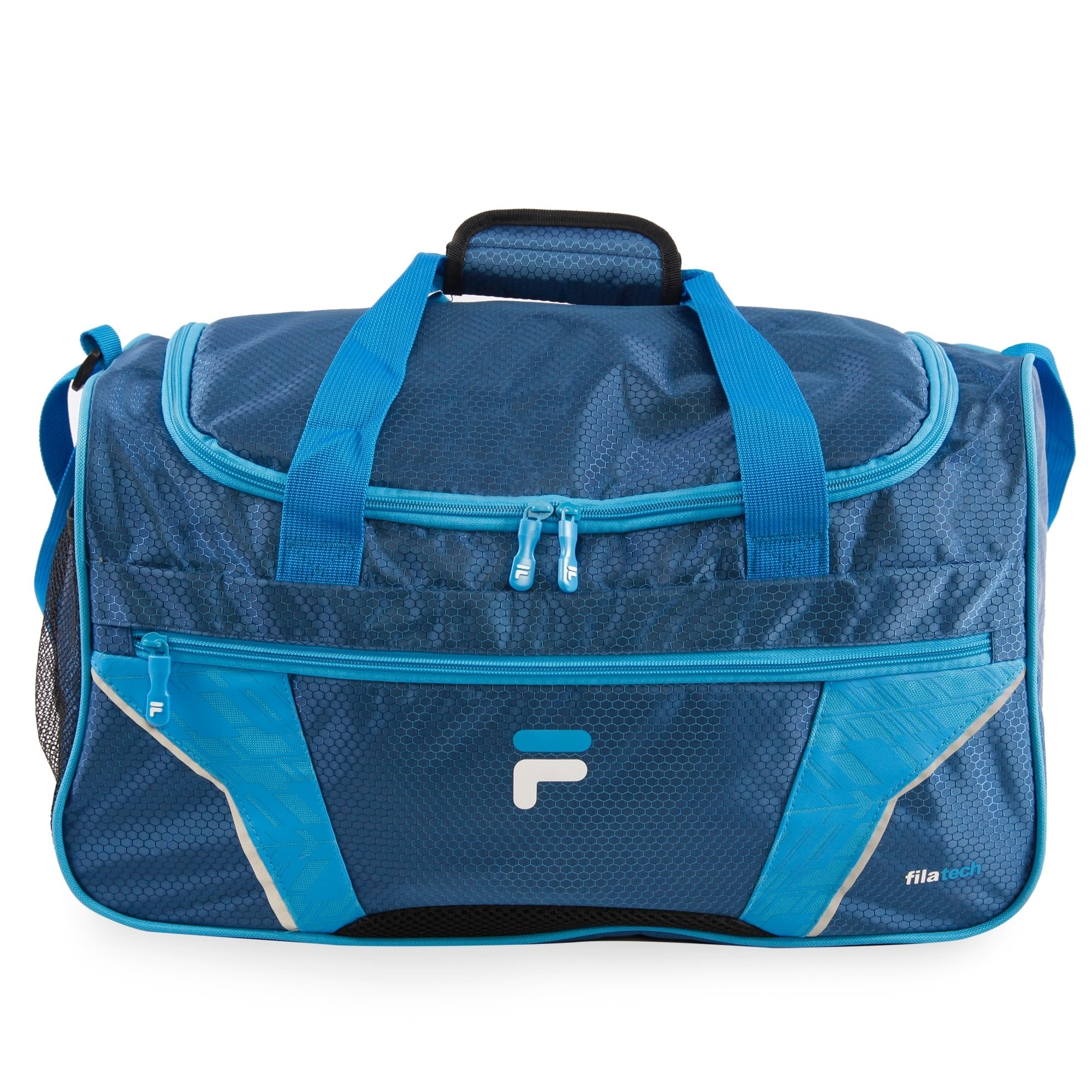 d4f66b410ad4 Shop Fila Drone Small Travel Gym Sport Duffel Bag - Free Shipping On Orders  Over  45 - Overstock - 12379204
