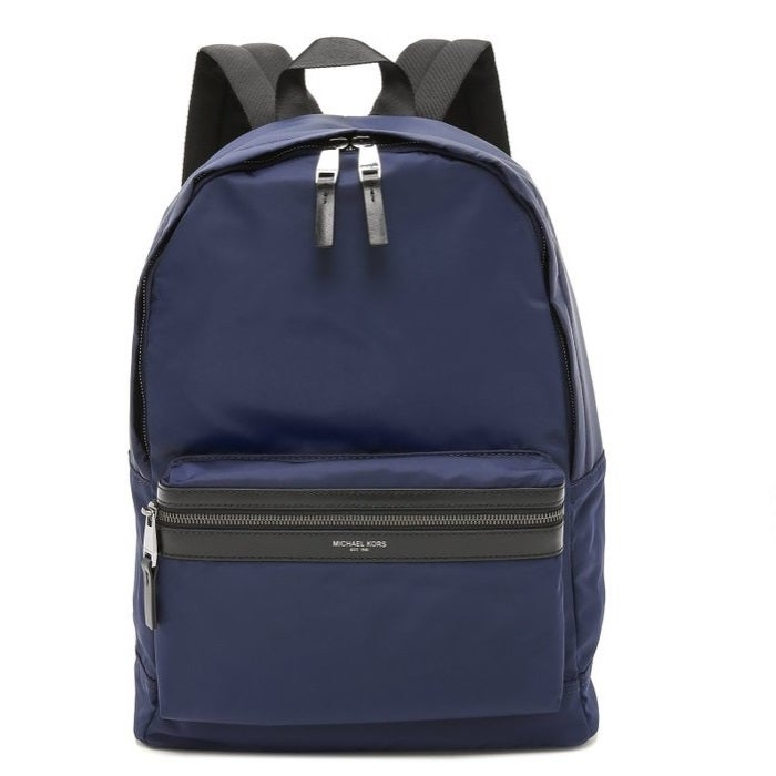 cfe2416d3547 Shop Michael Kors Men s Kent Backpack - Indigo - Free Shipping Today ...