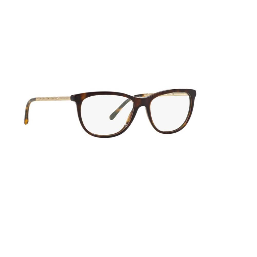 3431f64f0393 Shop Burberry BE2189 3002 Dark Havana Plastic Cat Eye Eyeglasses w  54mm  Lens - Free Shipping Today - Overstock - 12383044