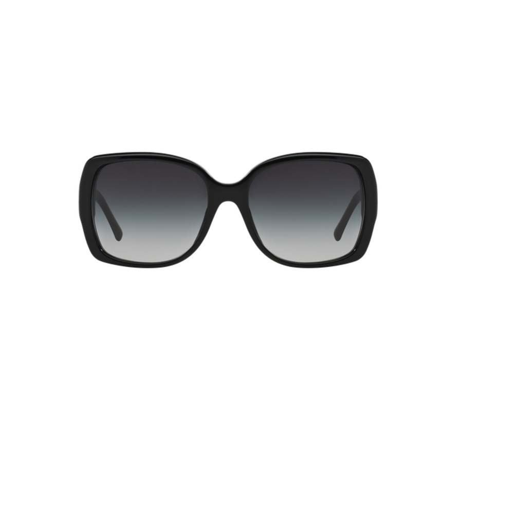 8f4ed8a53b8 Shop Burberry BE4160 34338G Black Plastic Square Sunglasses with 58mm Lens  - Free Shipping Today - Overstock - 12383497