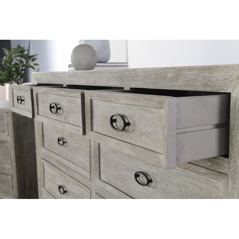 table small dresser grey dressing fresh rustic for room
