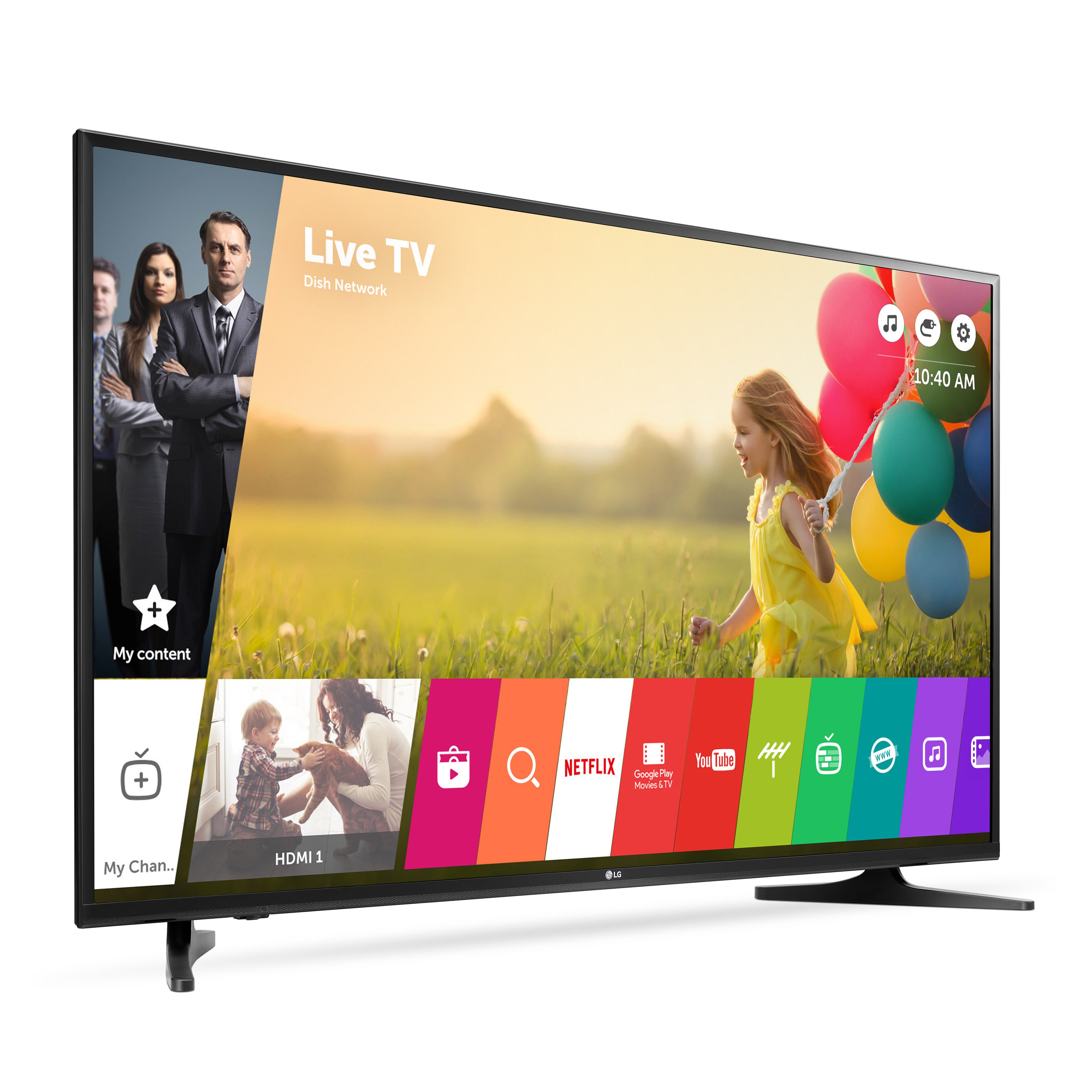 3ce5919d5 Shop LG 50UH5500 50-inch Class 4K UHD LED Television With Smart TV - Free  Shipping Today - Overstock - 12385385
