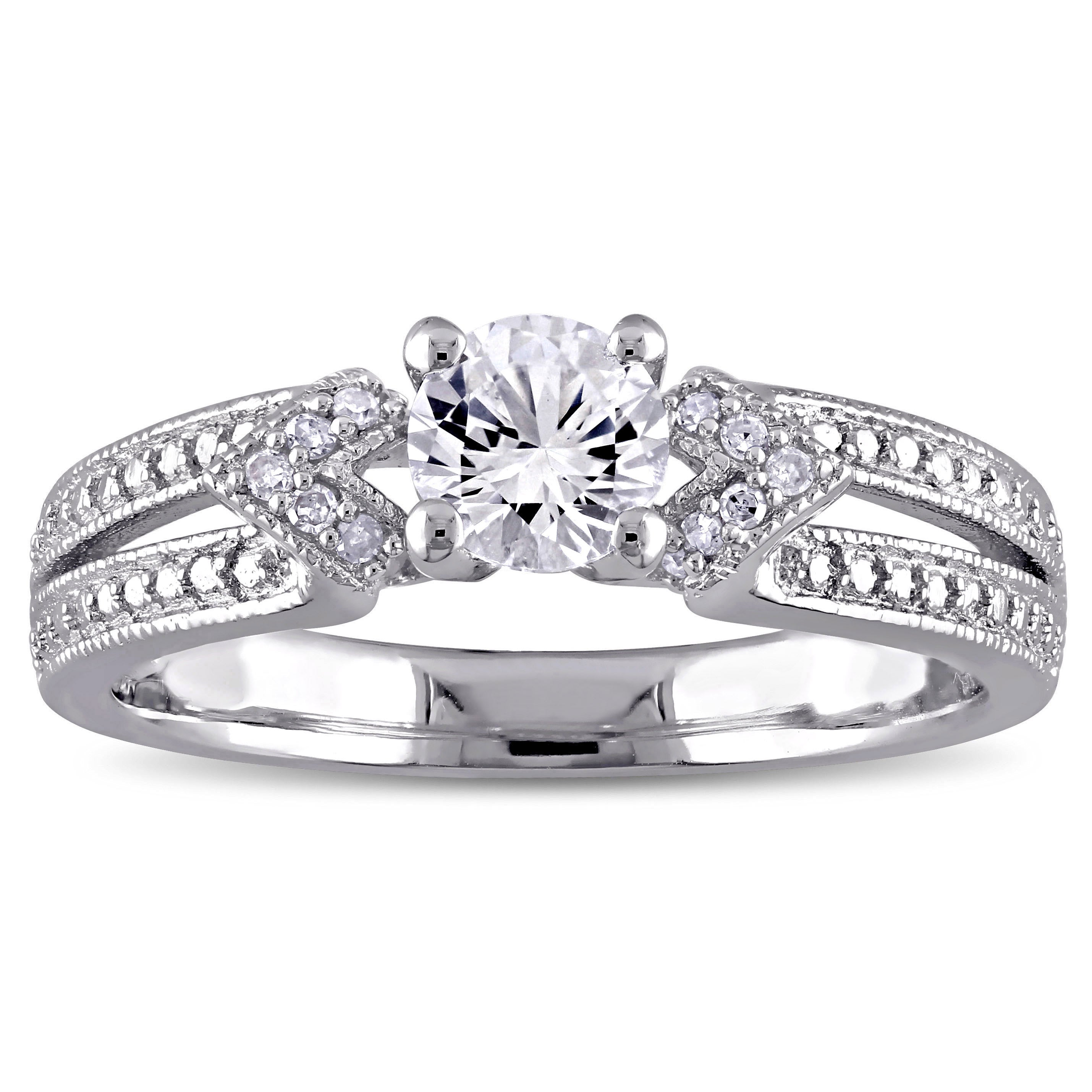 round rings jewelry halo by engagement shank marsha shaped ring diamond brilliant split oval center