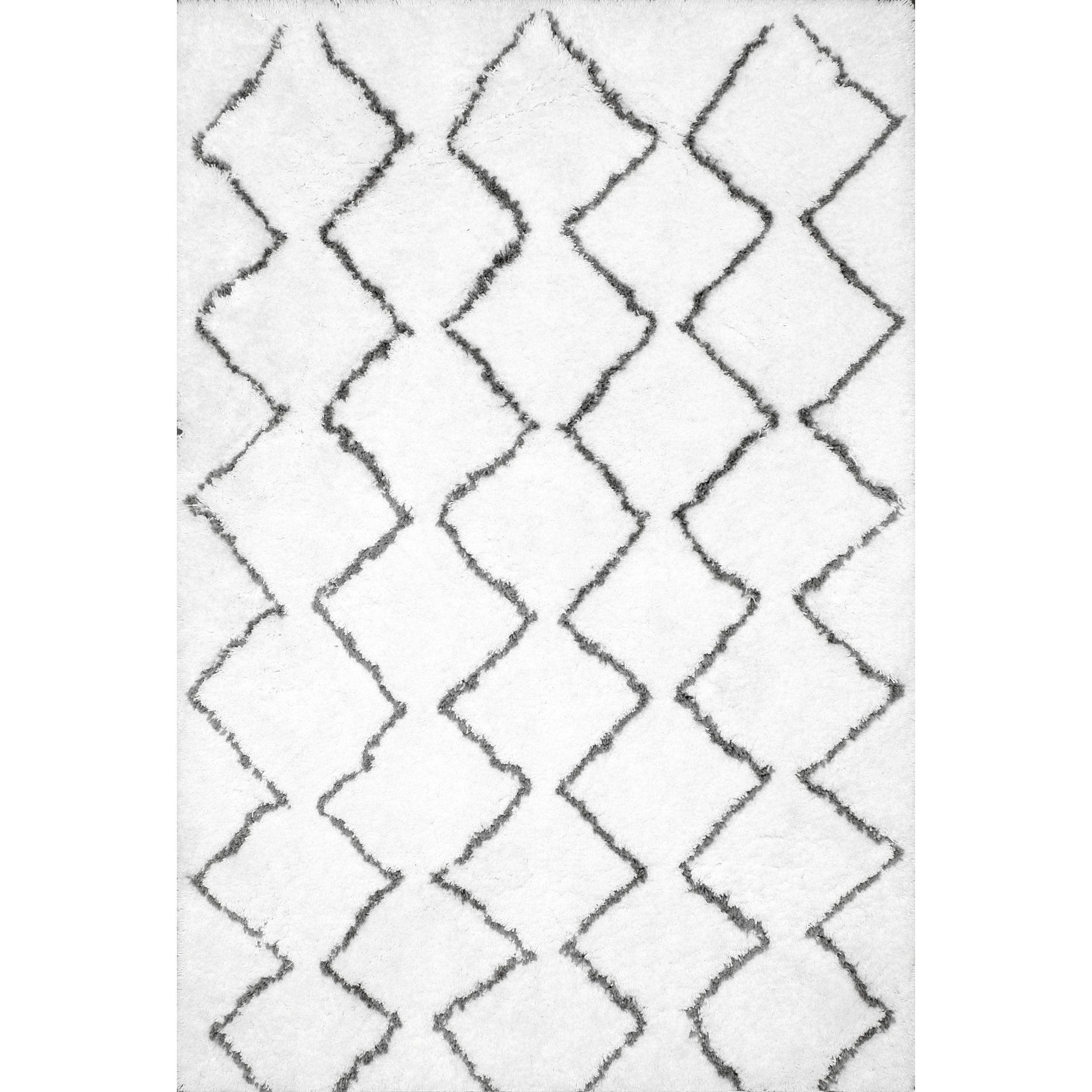 shop nuloom handmade moroccan trellis shag rug 3 6 x 5 6 3 6 x 1970s Home Decor shop nuloom handmade moroccan trellis shag rug 3 6 x 5 6 3 6 x 5 6 on sale free shipping today overstock 12404830