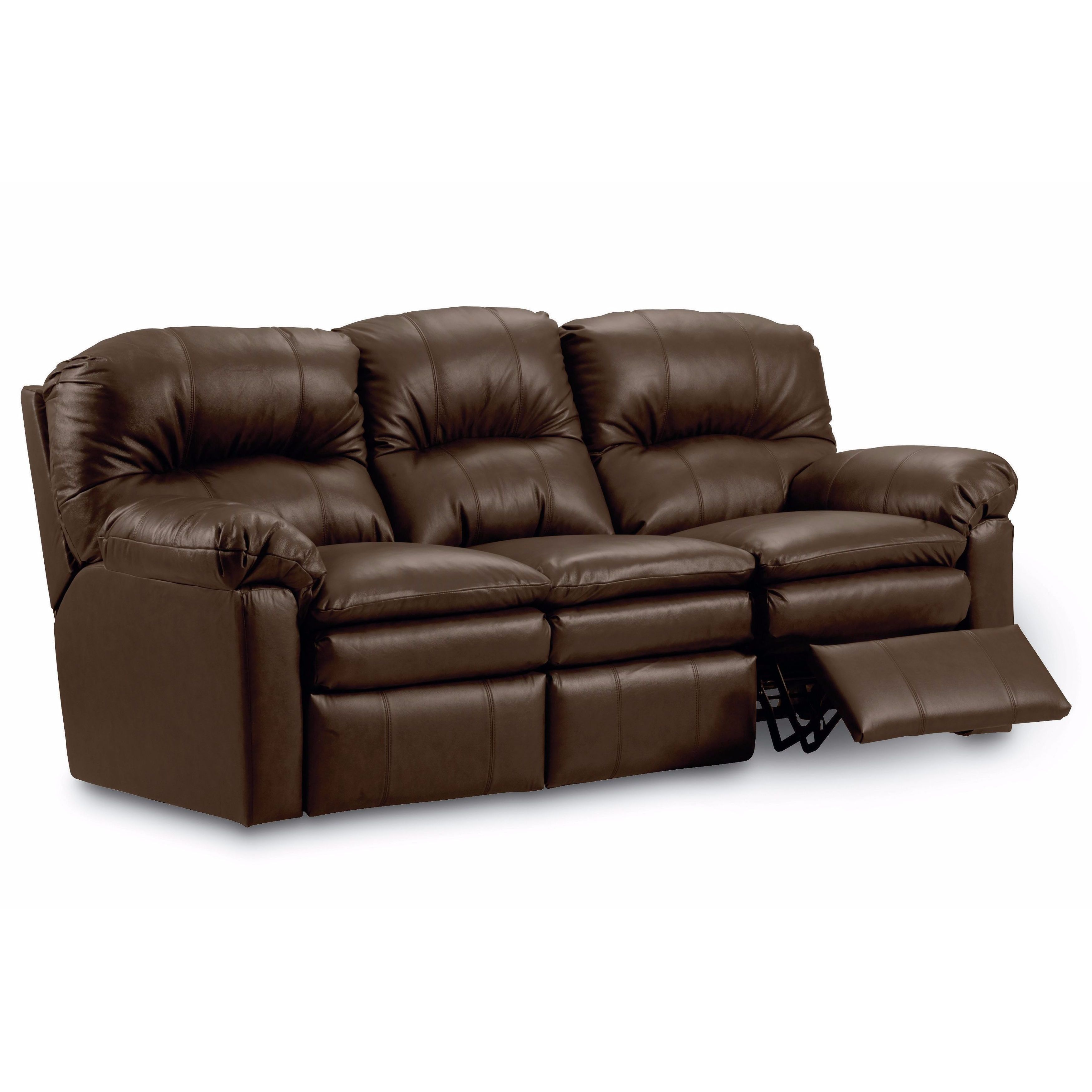 Lane Furniture Touchdown Double Reclining Console Sofa Free Shipping Today 12416879