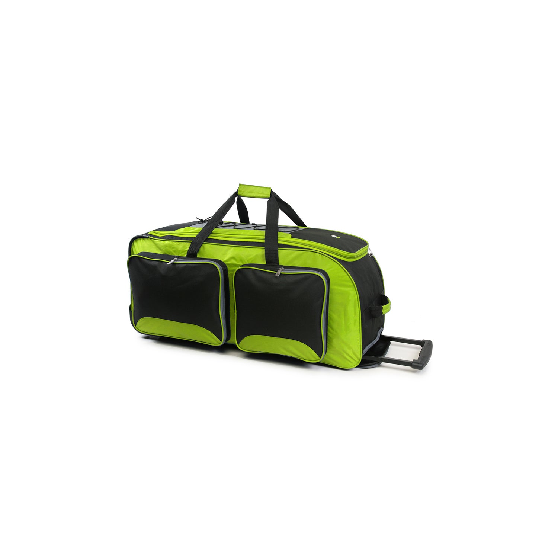 Shop Fila 32-inch Lightweight Rolling Duffel Bag - Free Shipping Today -  Overstock - 12417087 cc98640478038