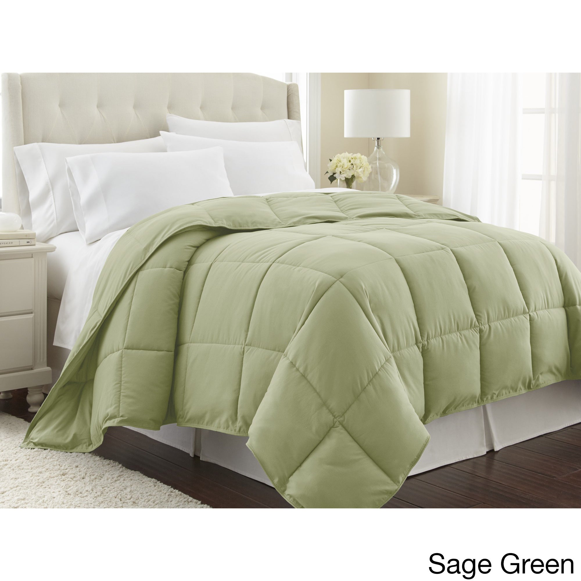 Shop all seasons reversible down alternative comforter on sale free shipping on orders over 45 overstock com 12421889