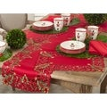 Pandoro Collection Christmas Tree Placemat (Set of 4)