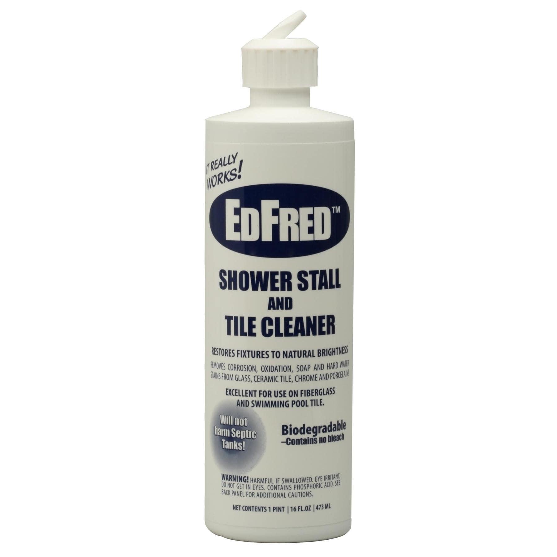 Shop Ed Fred Corporation 63817 16 Oz Shower Stall Tile Cleaner