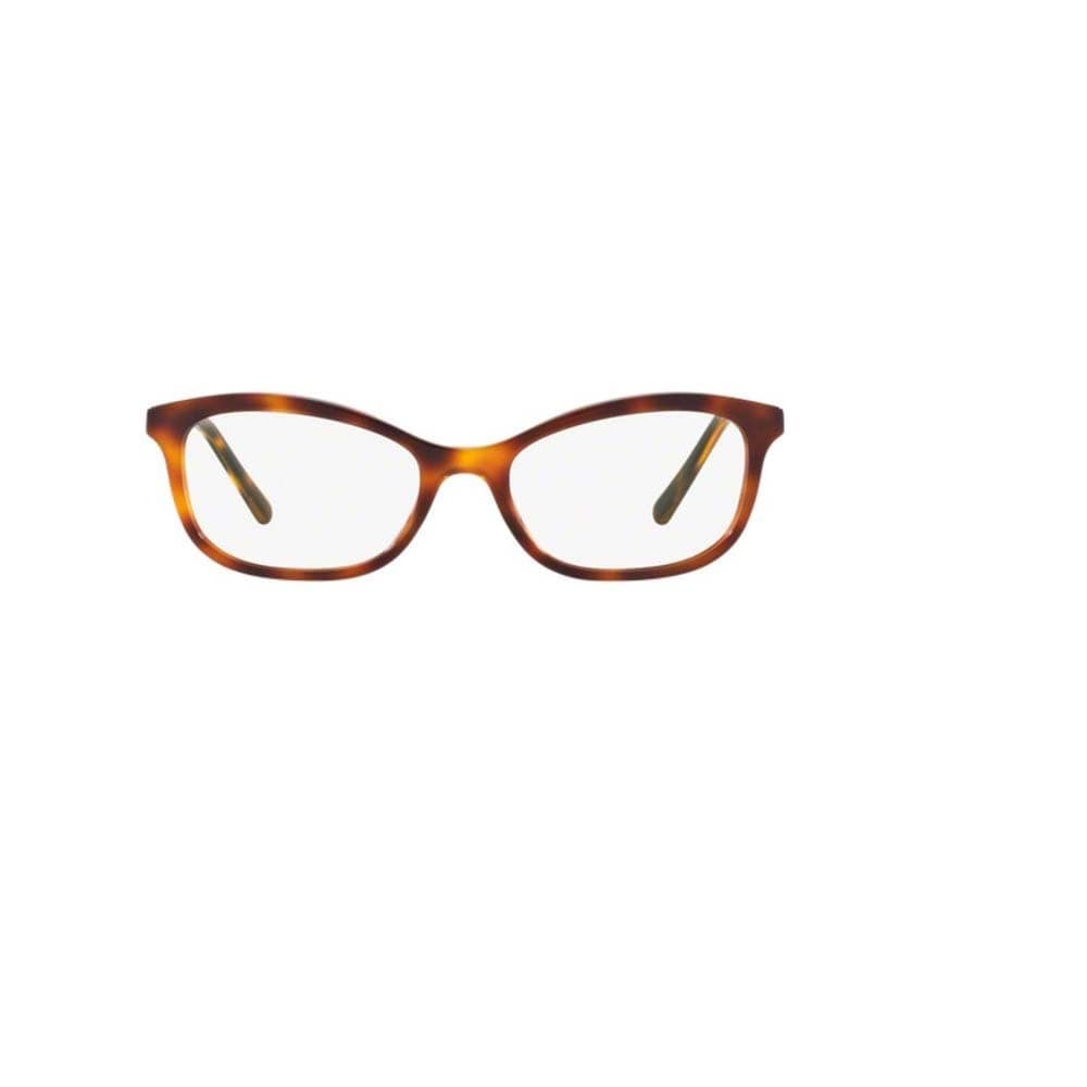 5e354669337 Shop Burberry BE2231 3316 Light Havana Plastic Butterfly Eyeglasses w  54mm  Lens - Free Shipping Today - Overstock.com - 12439802