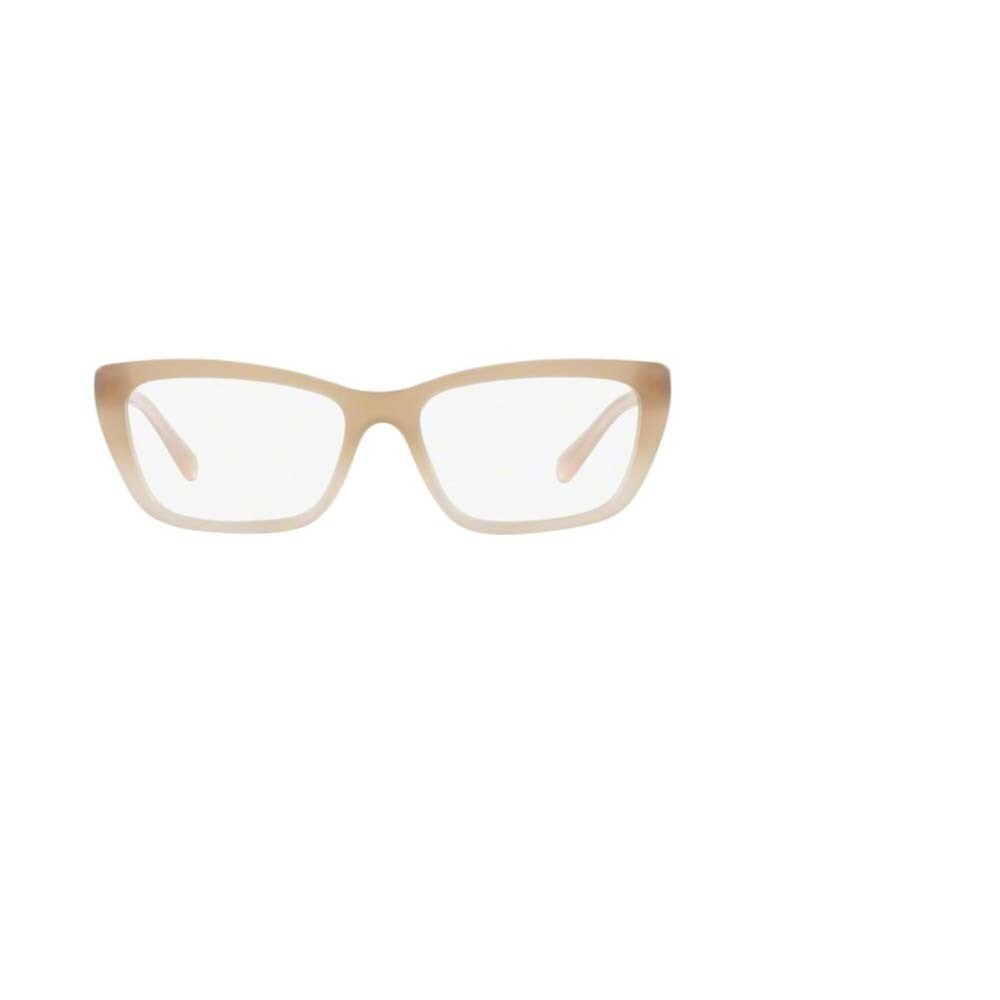 136836289a Shop Burberry BE2236 3574 Matte Beige Gradient Plastic Cat Eye Eyeglasses w   52mm Lens - Free Shipping Today - Overstock - 12440210