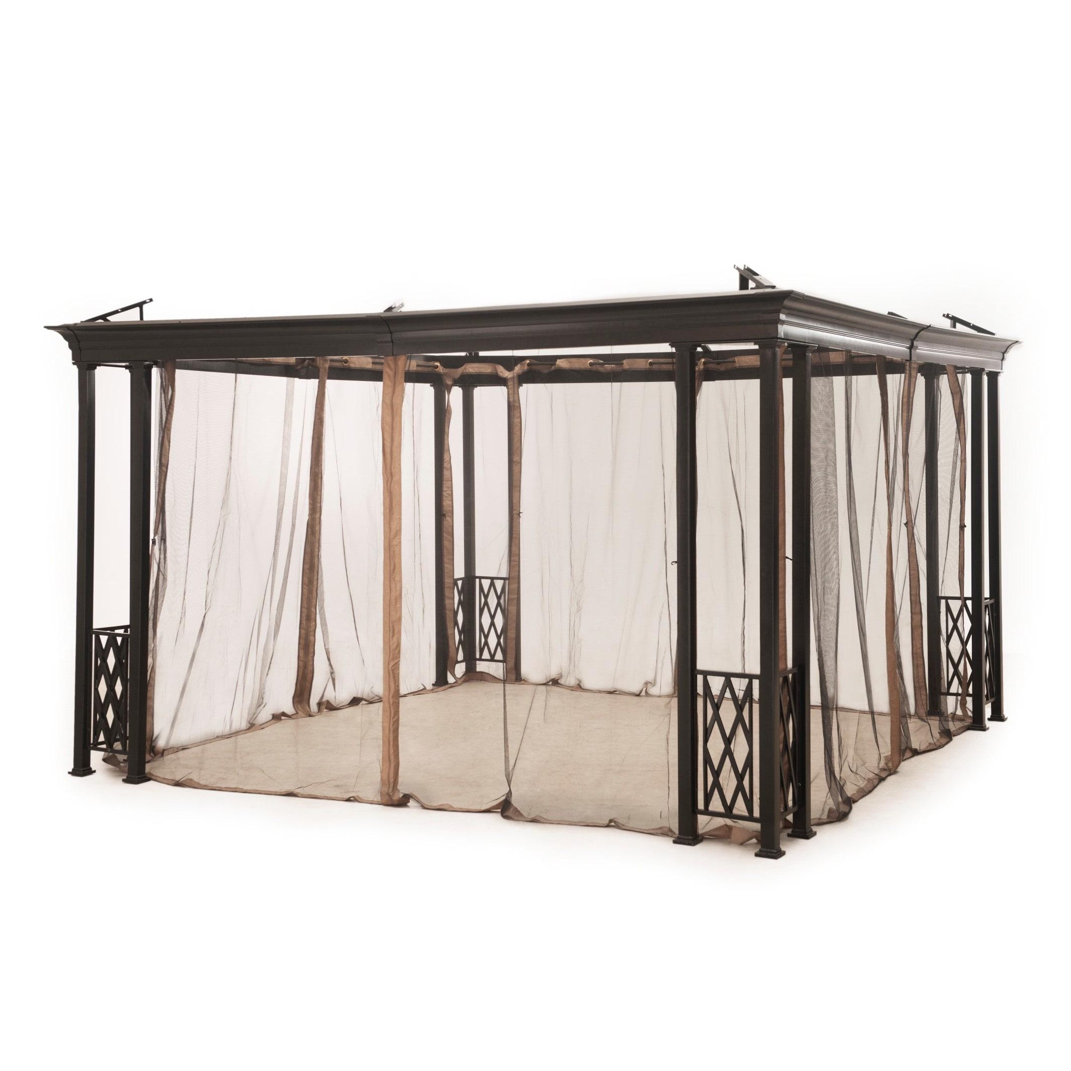 Sunjoy Universal Netting for 12 foot x 12 foot Gazebo Free