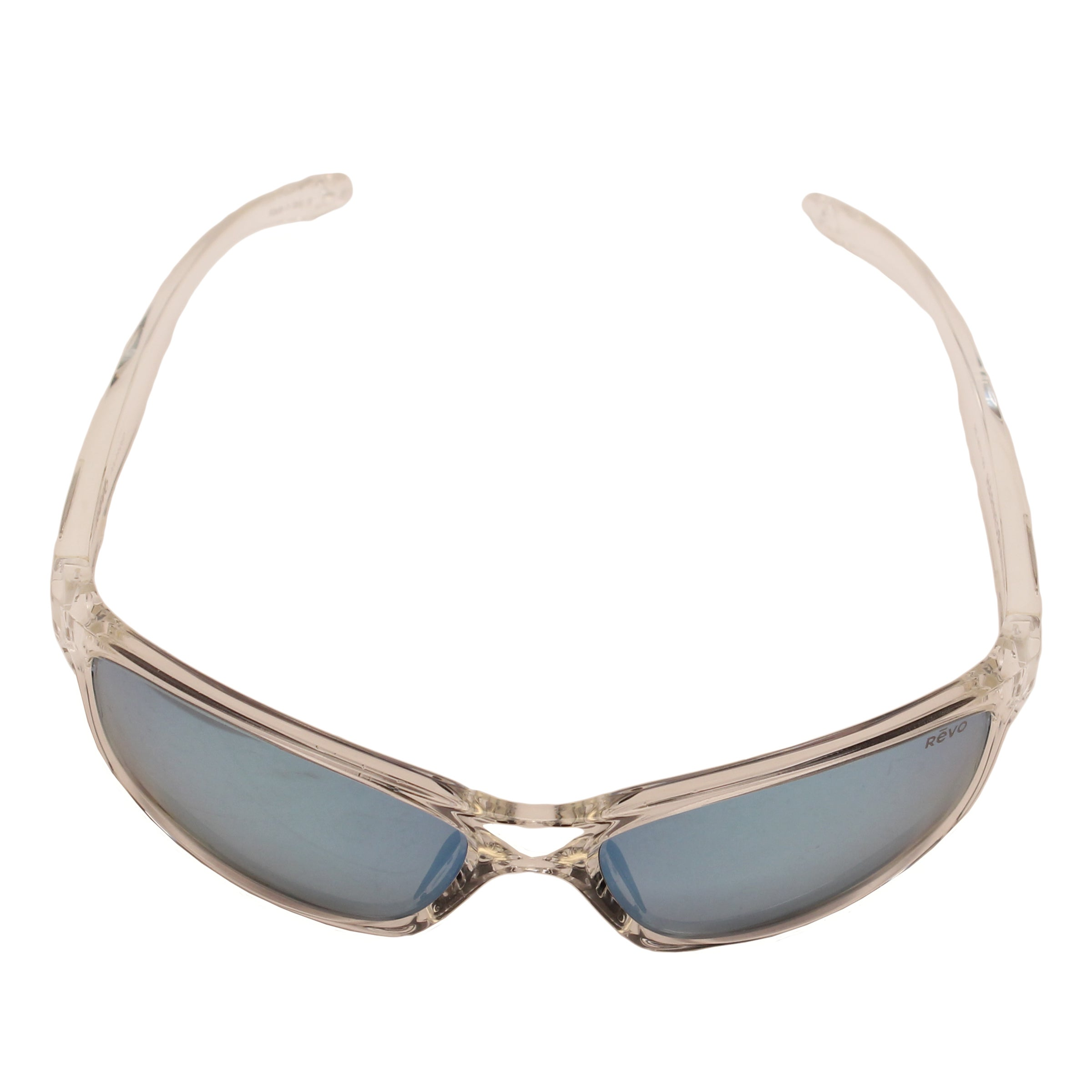 e202caf965 Shop Revo Men s RE 4071 09 BL Harness Sunglasses with Crystal Frames and  Blue Water Serilium Lenses - Free Shipping Today - Overstock - 12484829