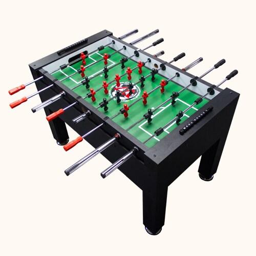 Shop Warrior Professional Blacklight Foosball Table Free Shipping - Foosball table light