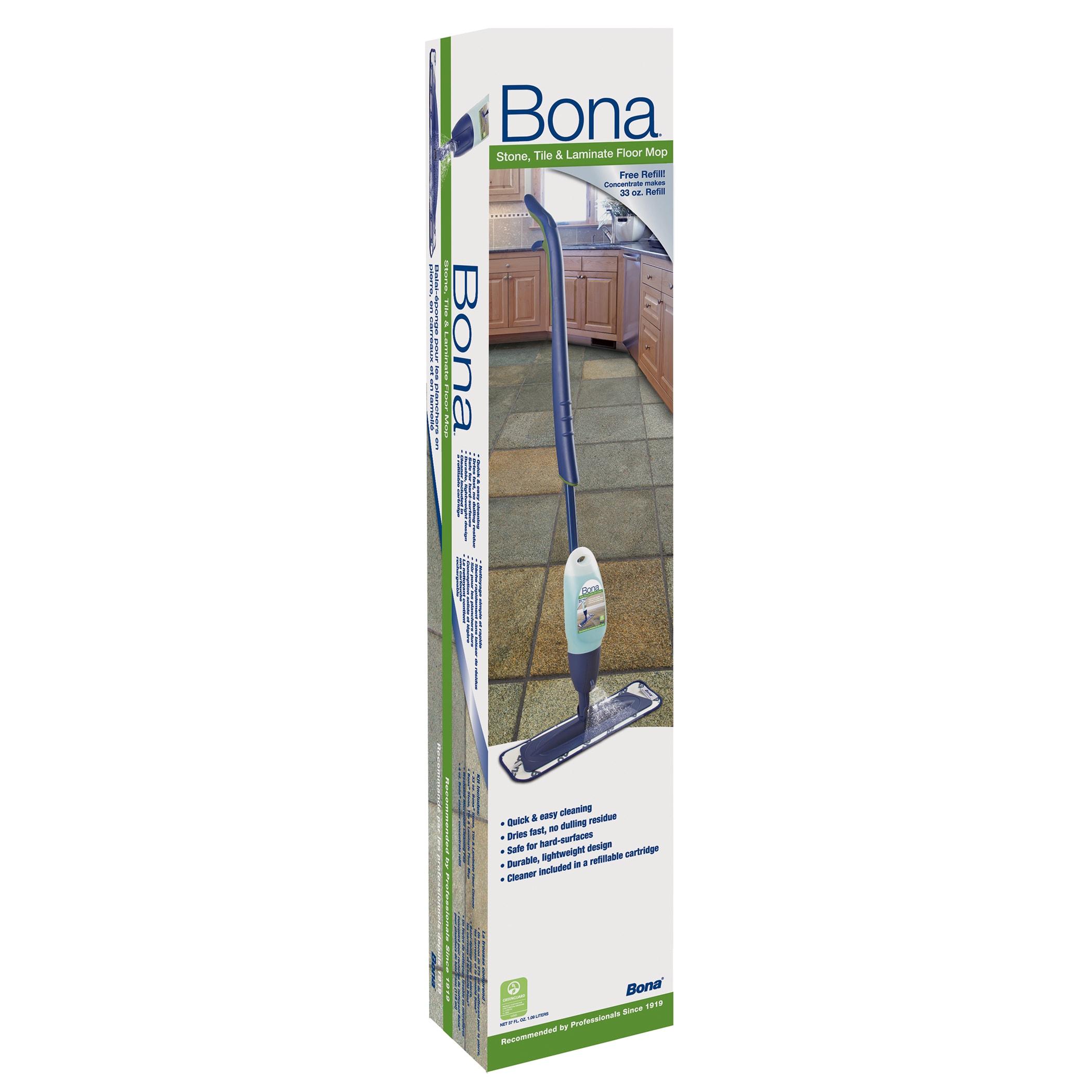 Bona Wm710013385 Stone Tile Floor Care Kit Free Shipping On