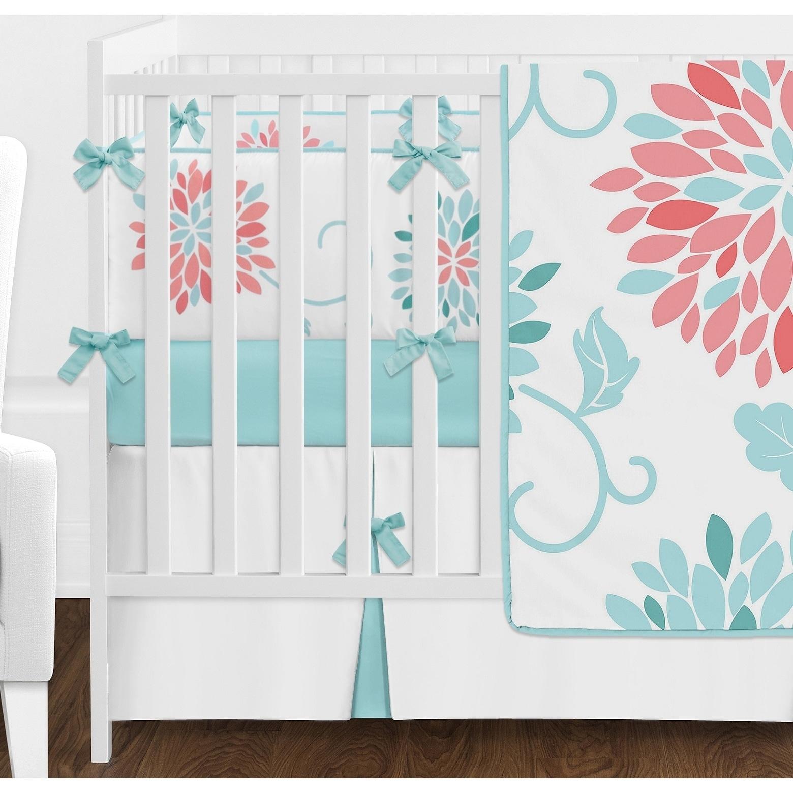 Sweet Jojo Designs Emma Collection 9 Piece Crib Bedding Set Free Shipping Today 12489051