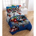 Marvel Avengers 'Halo' Twin 4-piece Bed in a Bag Set