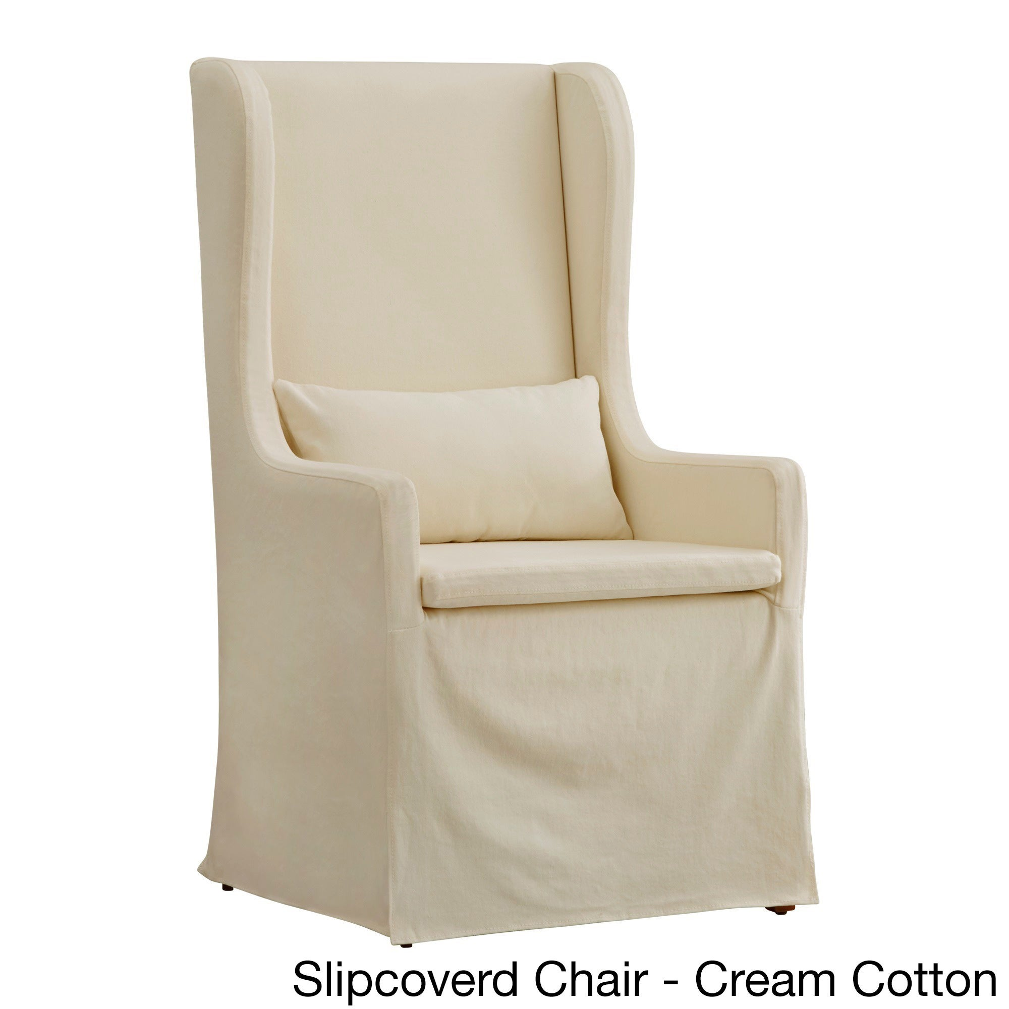 slipcovers chair newport p slipcover wing wingback slipcovered stretch