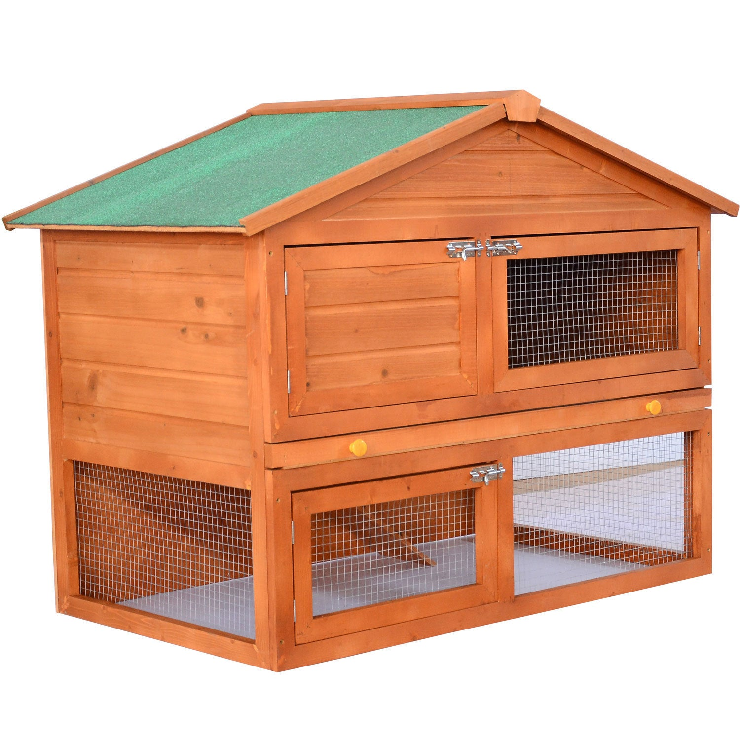 handmade outdoor free hutch can diy you for plans sale within hutches self the a rabbit houses weekend