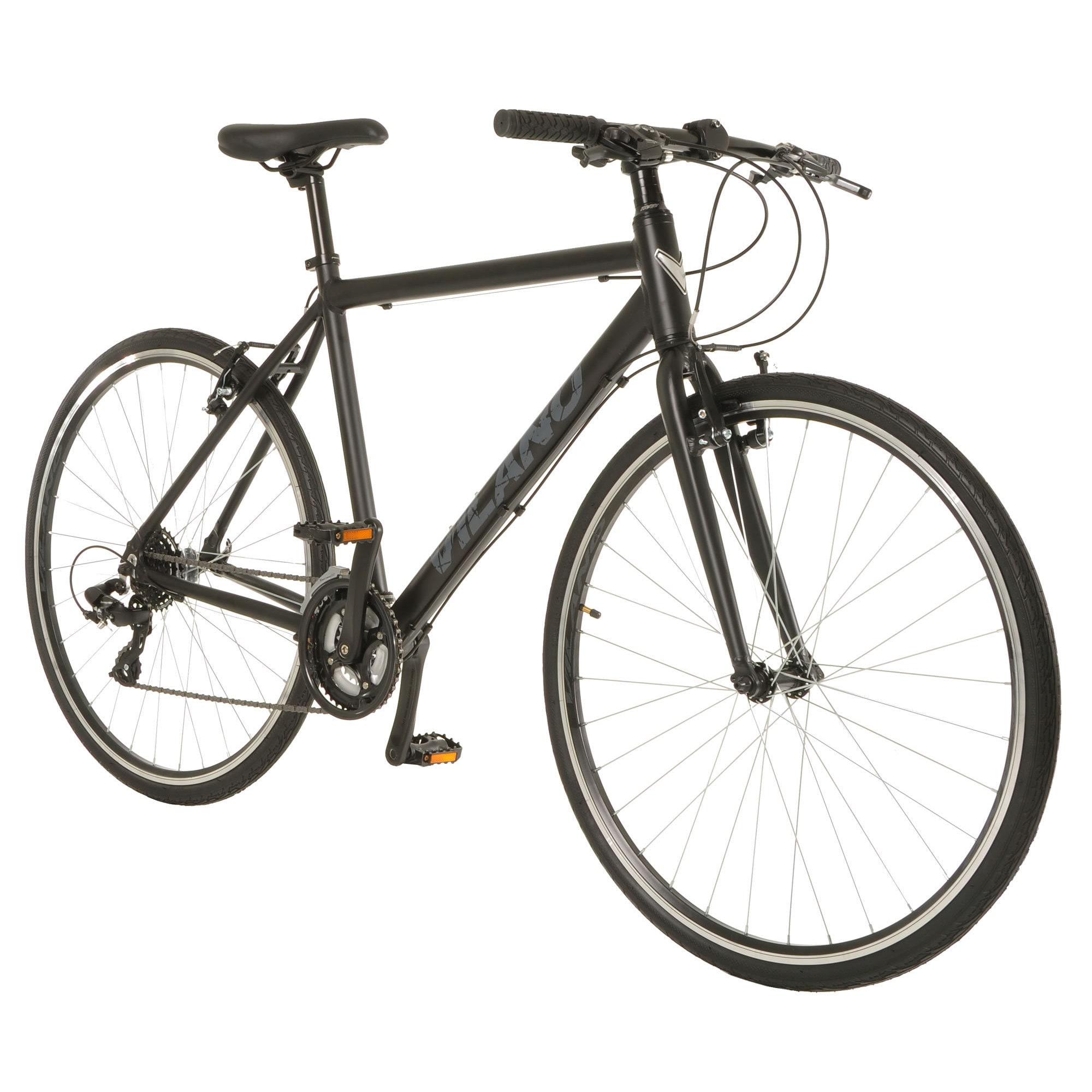 669ed6a3c41 Vilano Diverse 2.0 Performance 24-speed 700c Hybrid Bike Shimano Road Bike