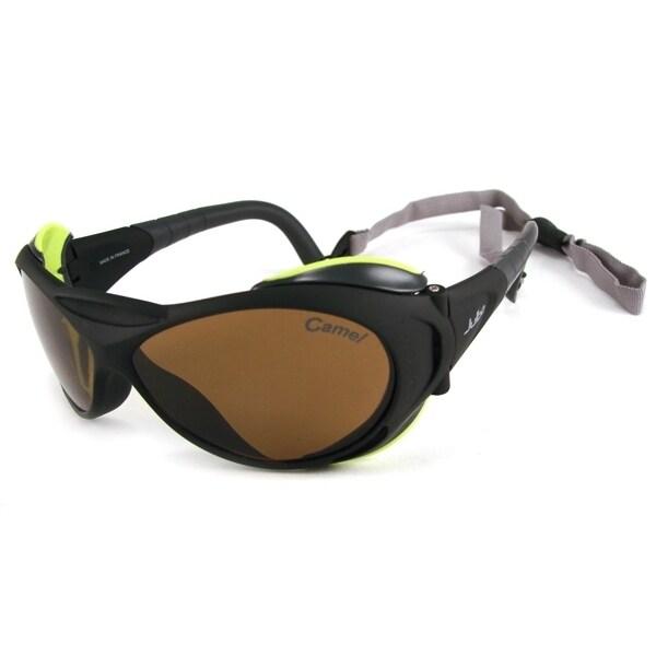 ef013b16faa Shop Julbo 326514 Sport Camel Polarized Photochromic Sunglasses - Free  Shipping Today - Overstock - 12510033