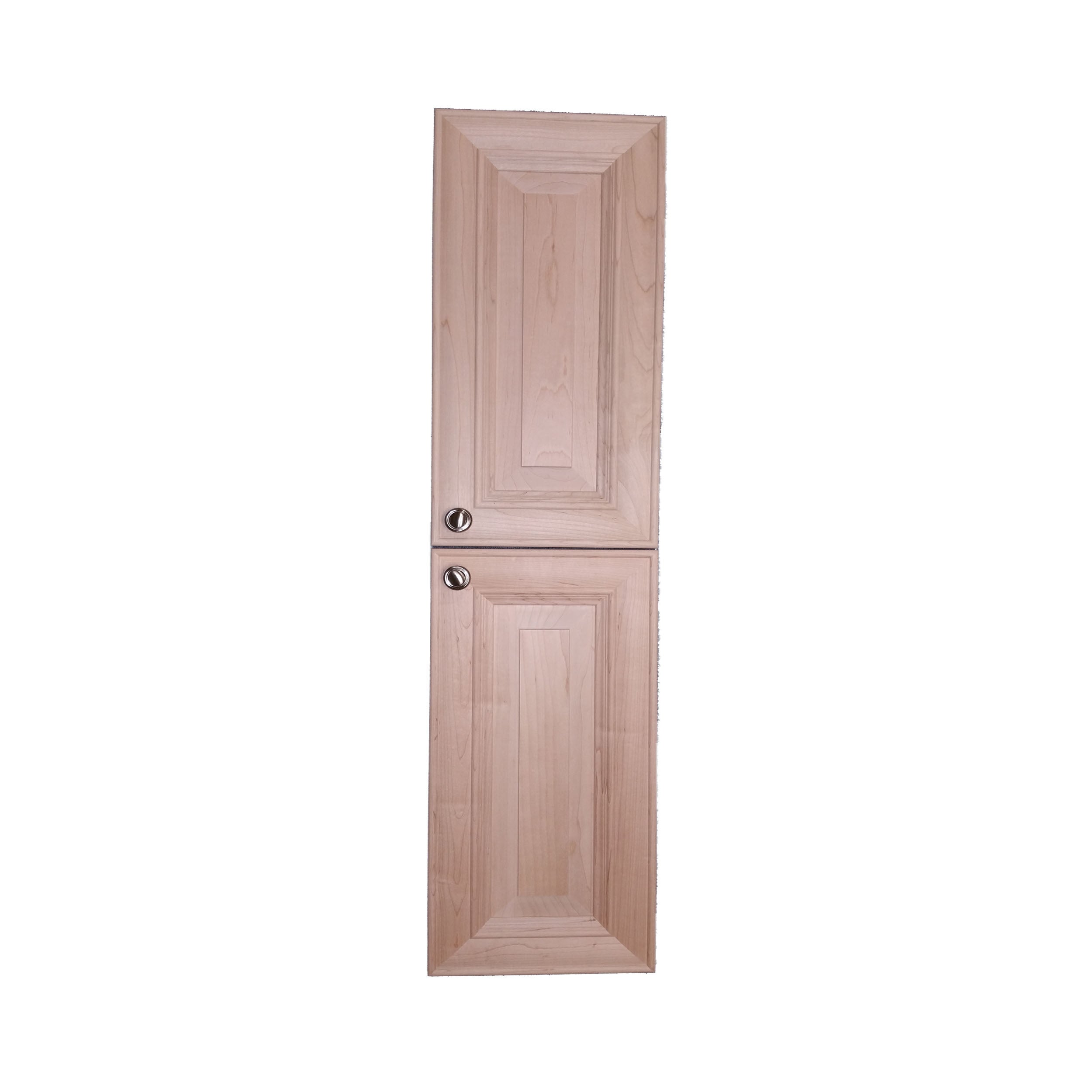 Wg Wood Products Kendall 57 Inch 2 5 Deep Frameless Narrow Recessed Bath Pantry Style Storage Cabinet Free Shipping Today 12511843