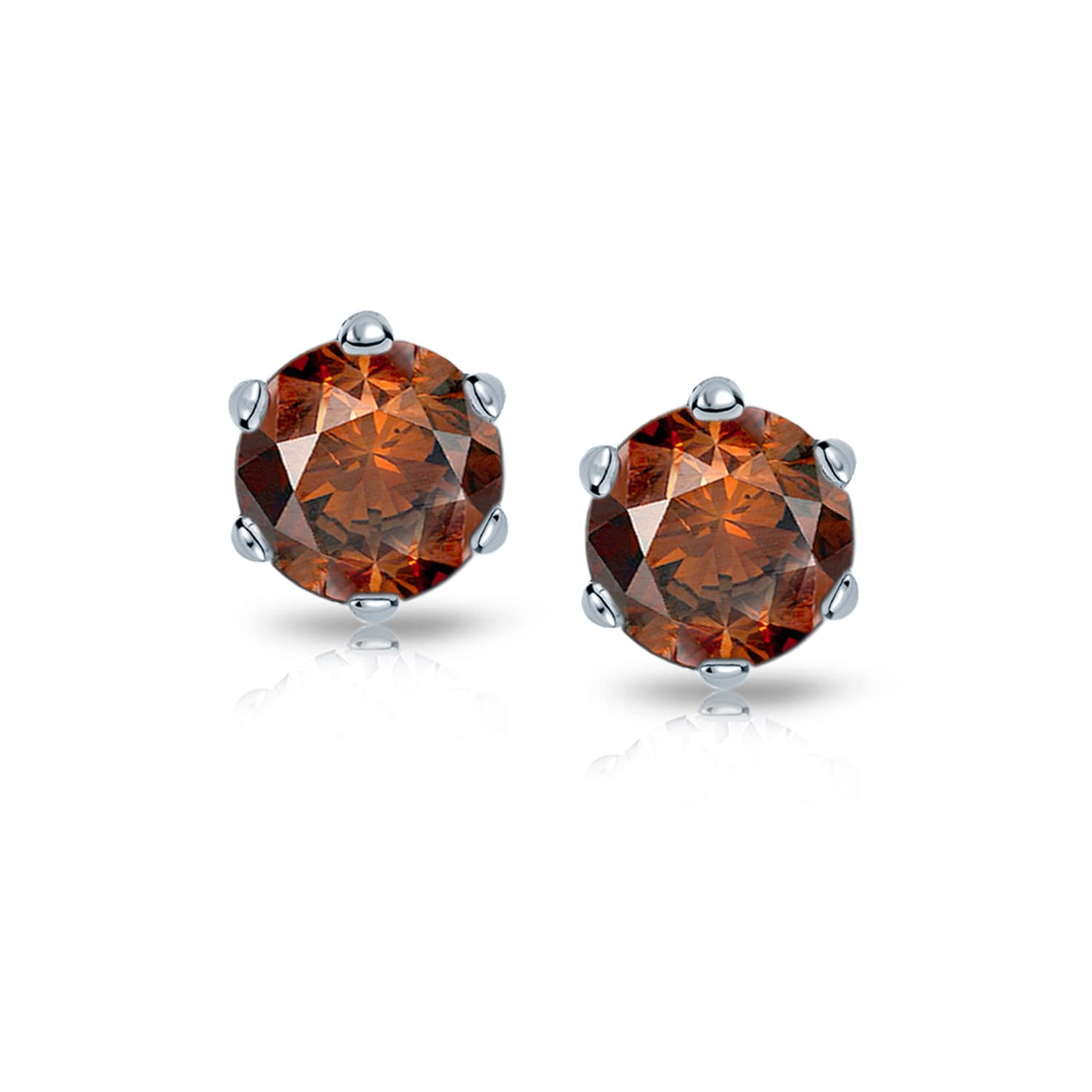 asscher online stud diamond earings category shop earrings diamonds name studs ctw item cut brown rate