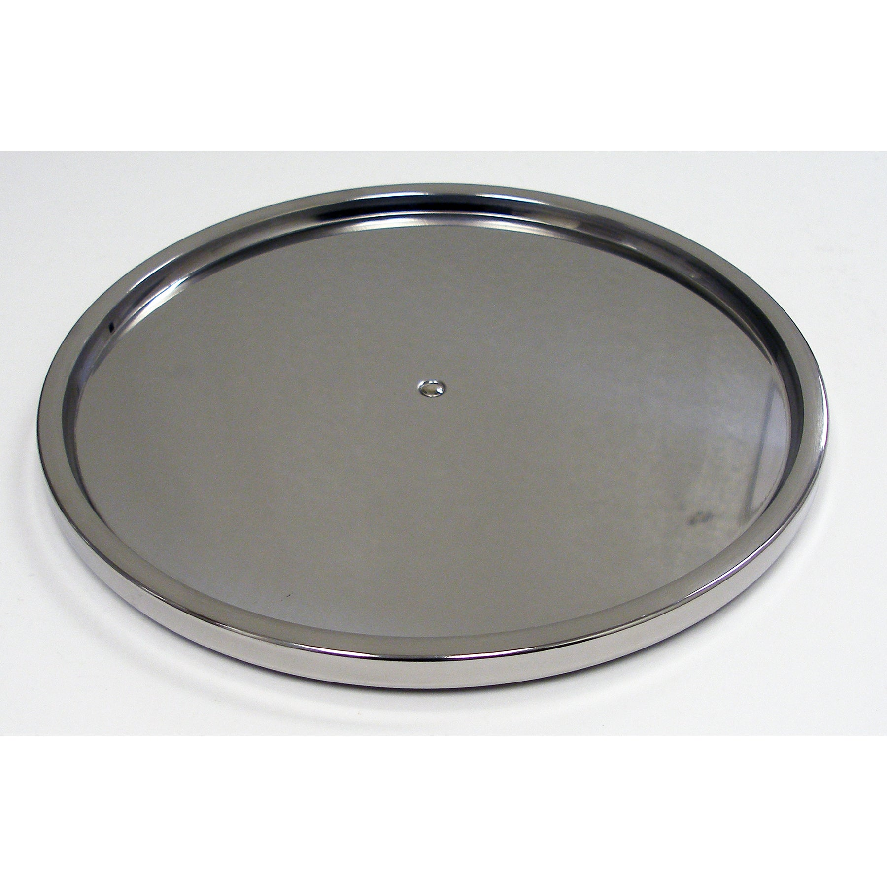 Dial Industries S675p Stainless Steel Single Lazy Susan Turntable Free Shipping On Orders Over 45 12516941