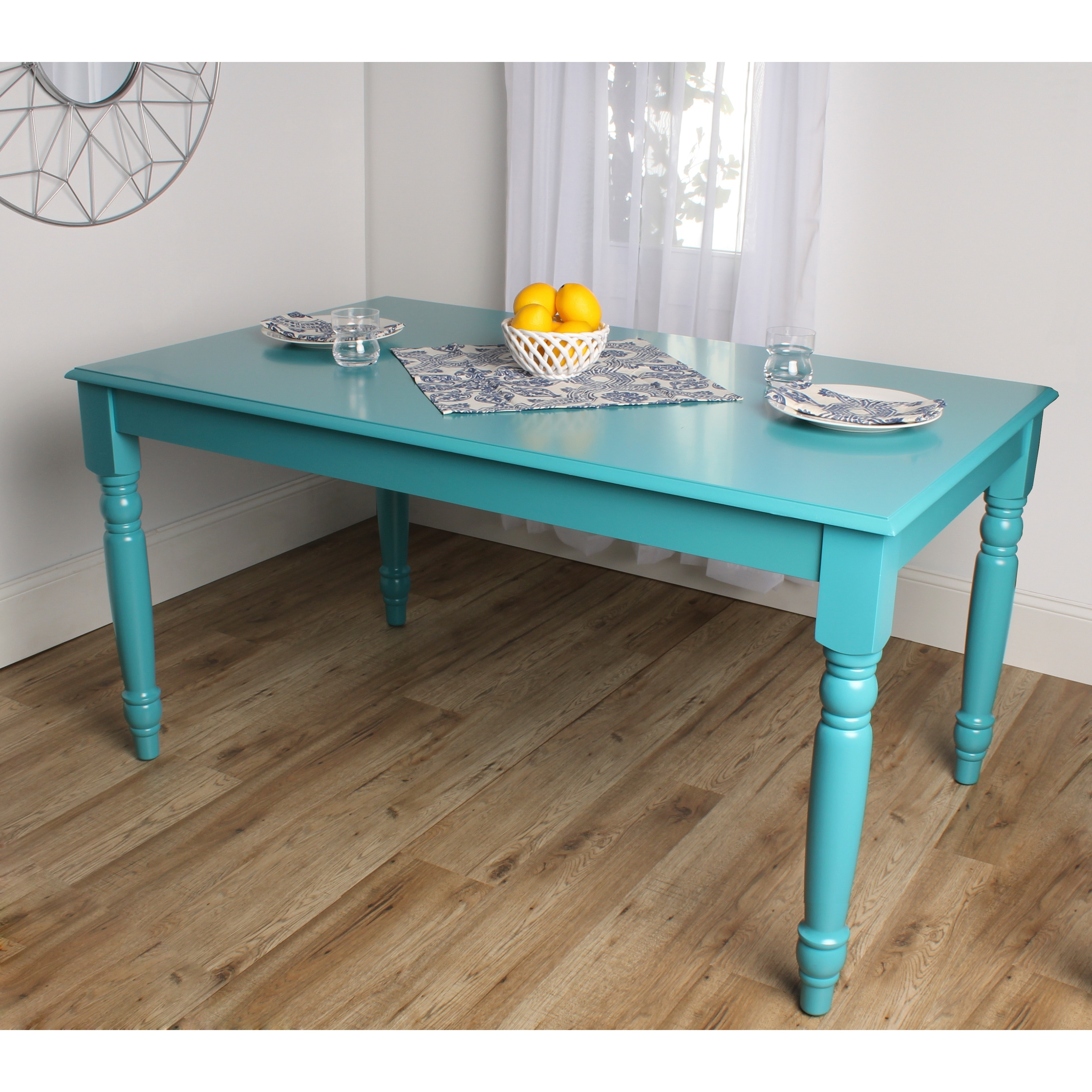 Shop Maison Rouge Gilbert Wood Dining Table or Oversized Work Table ...