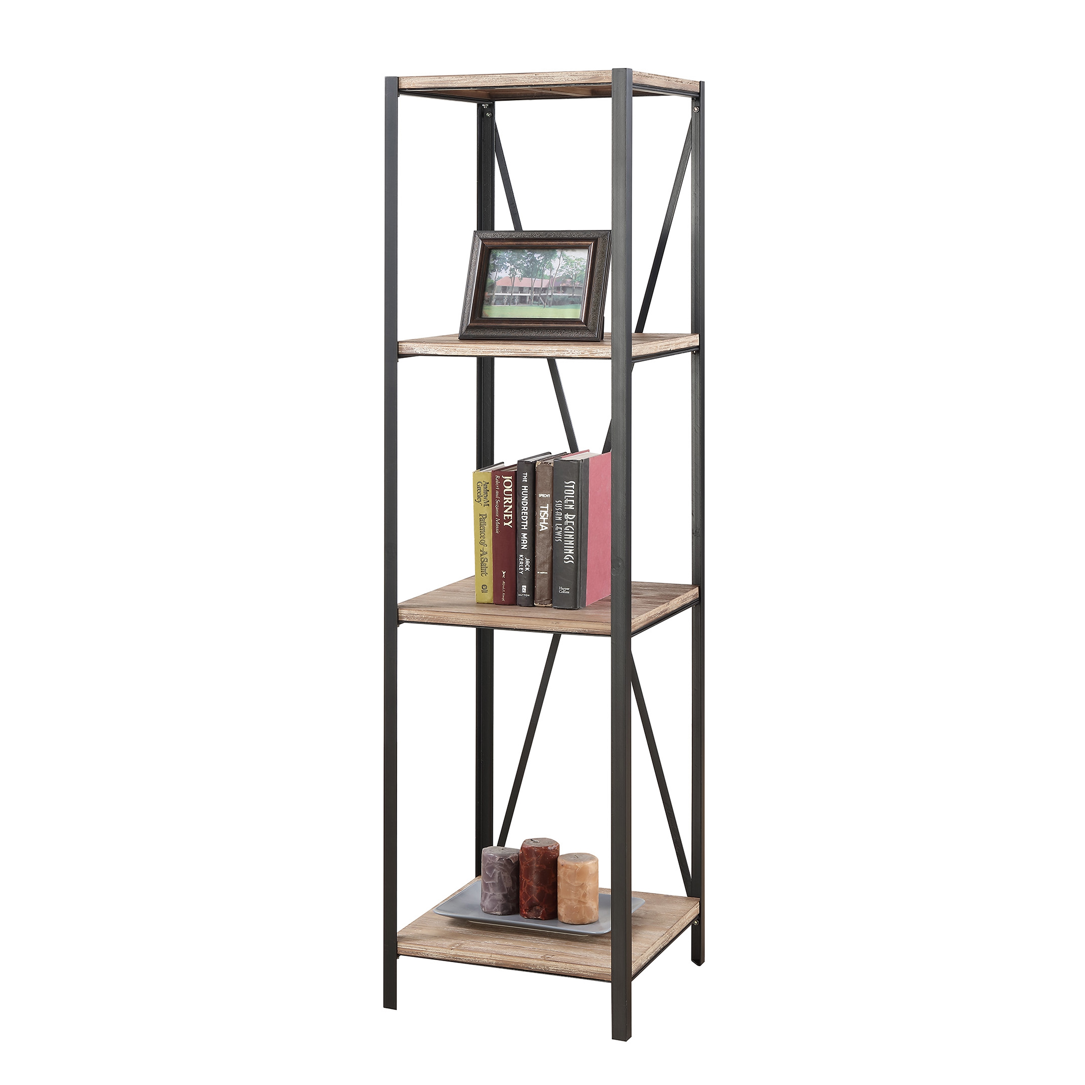 display state bookcases towers birch furniture bookcase tower industries distinctive cornhusker nebraska item products