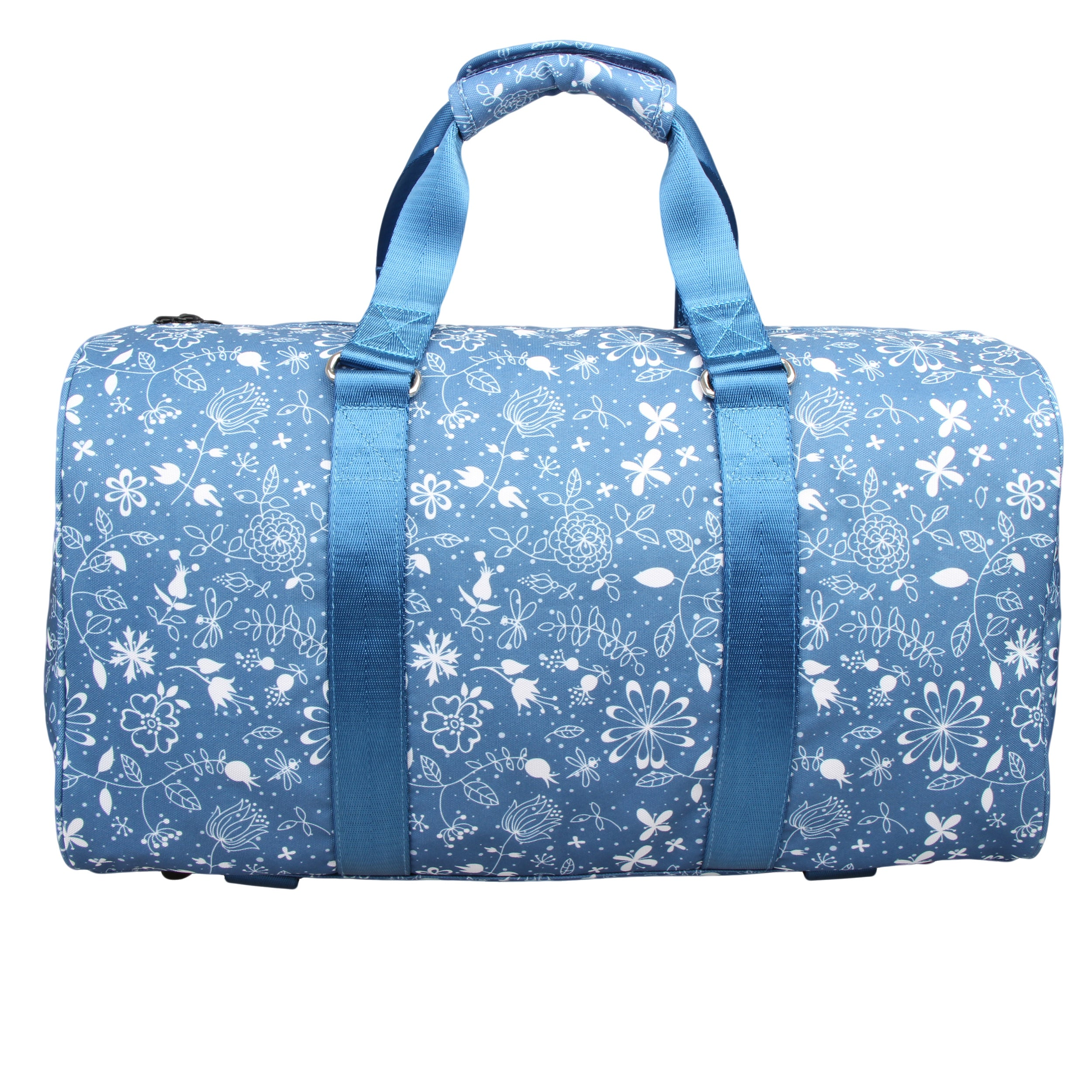 Aftergen Blue Flower Vedic Yoga Duffel Bag Free Shipping On Orders Over 45 12542292
