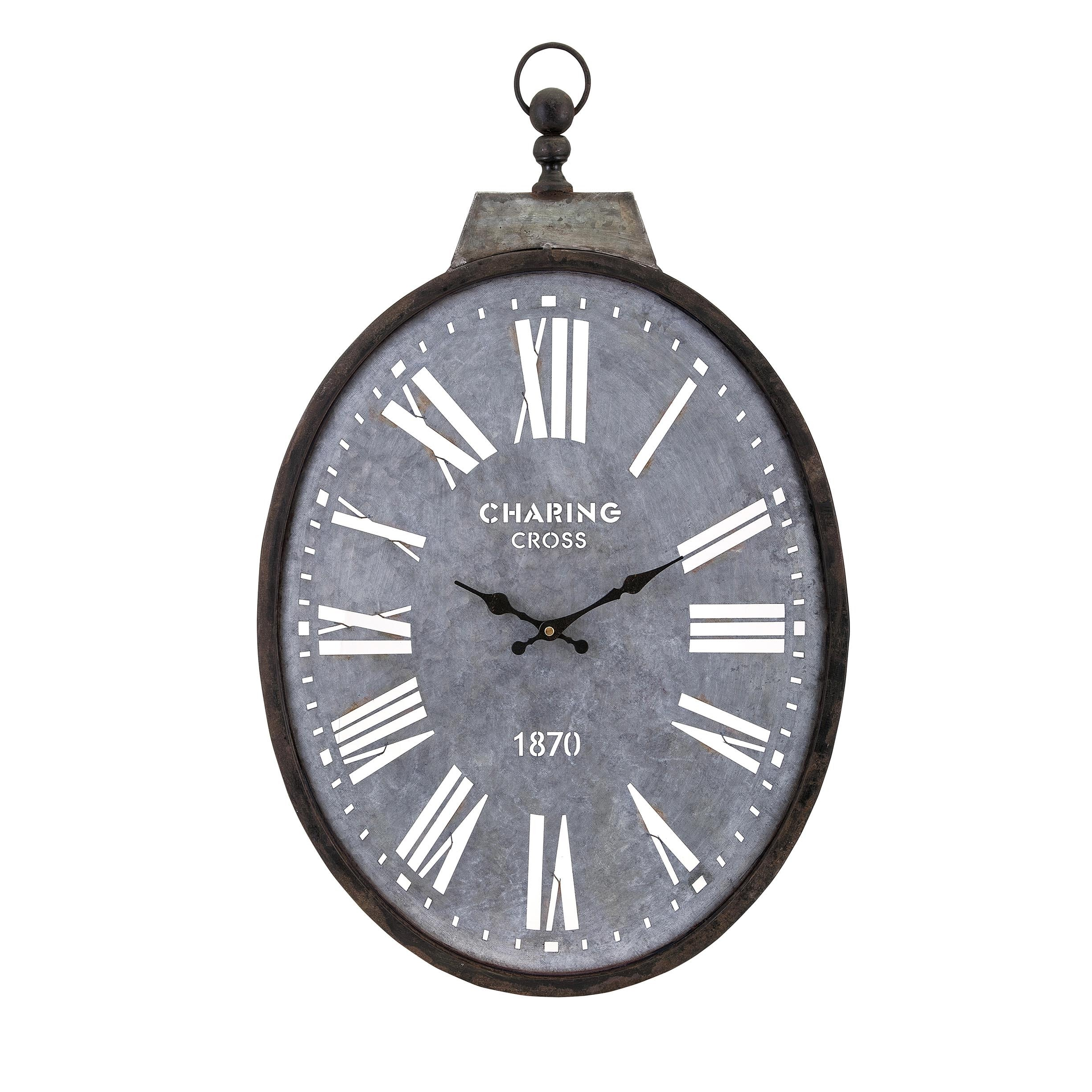 a07462c22 Shop Jacey Wall Clock - Free Shipping Today - Overstock - 12543297