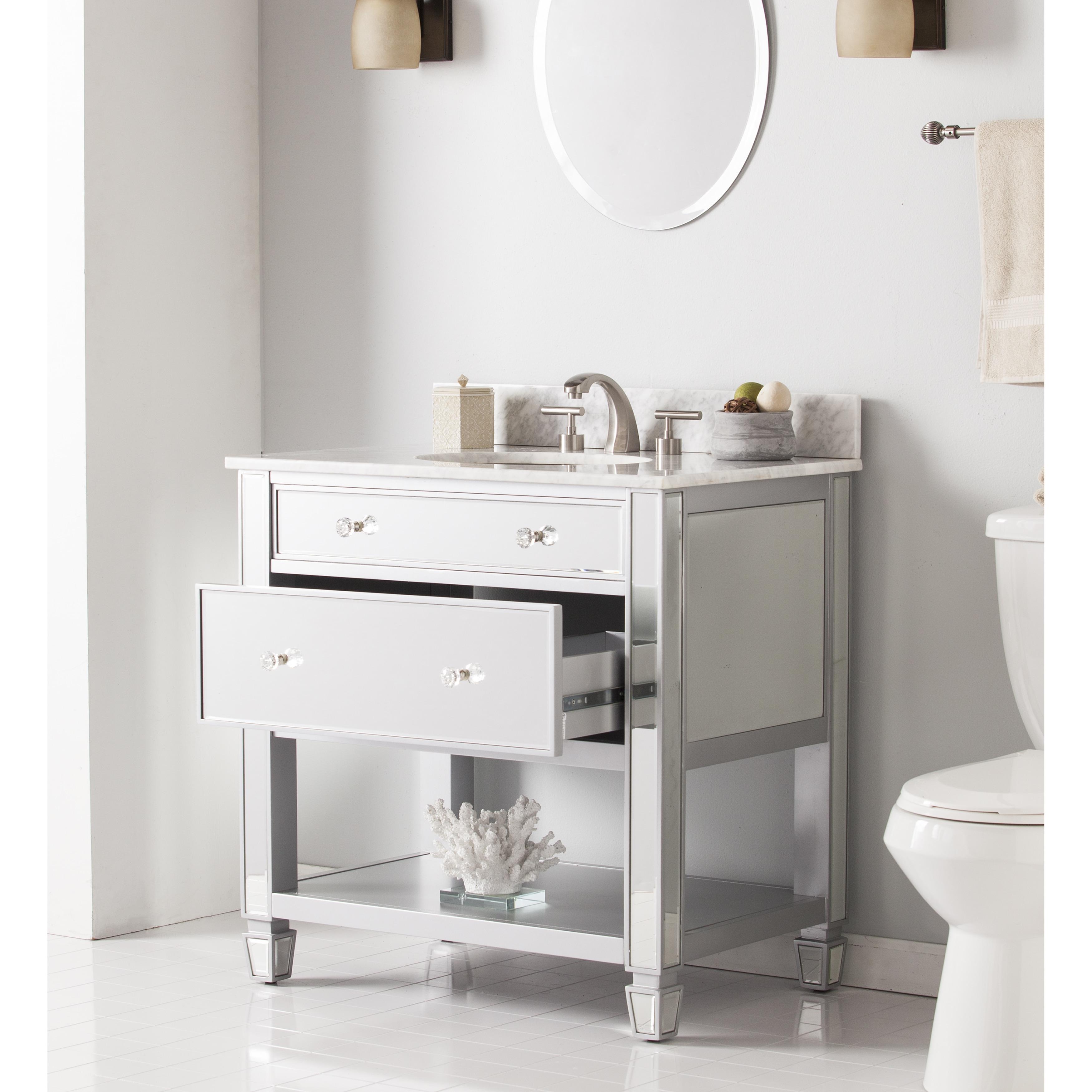 inch vanity three modulus hole concrete dxv sink bathroom product