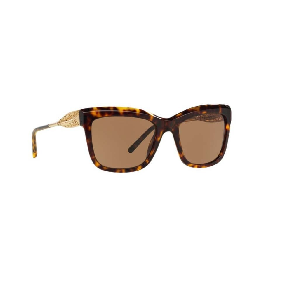 22bb452227e9 Shop Burberry Women s BE4207 300273 Dark Havana Plastic Square Sunglasses  w  56mm Lens - Free Shipping Today - Overstock - 12554456