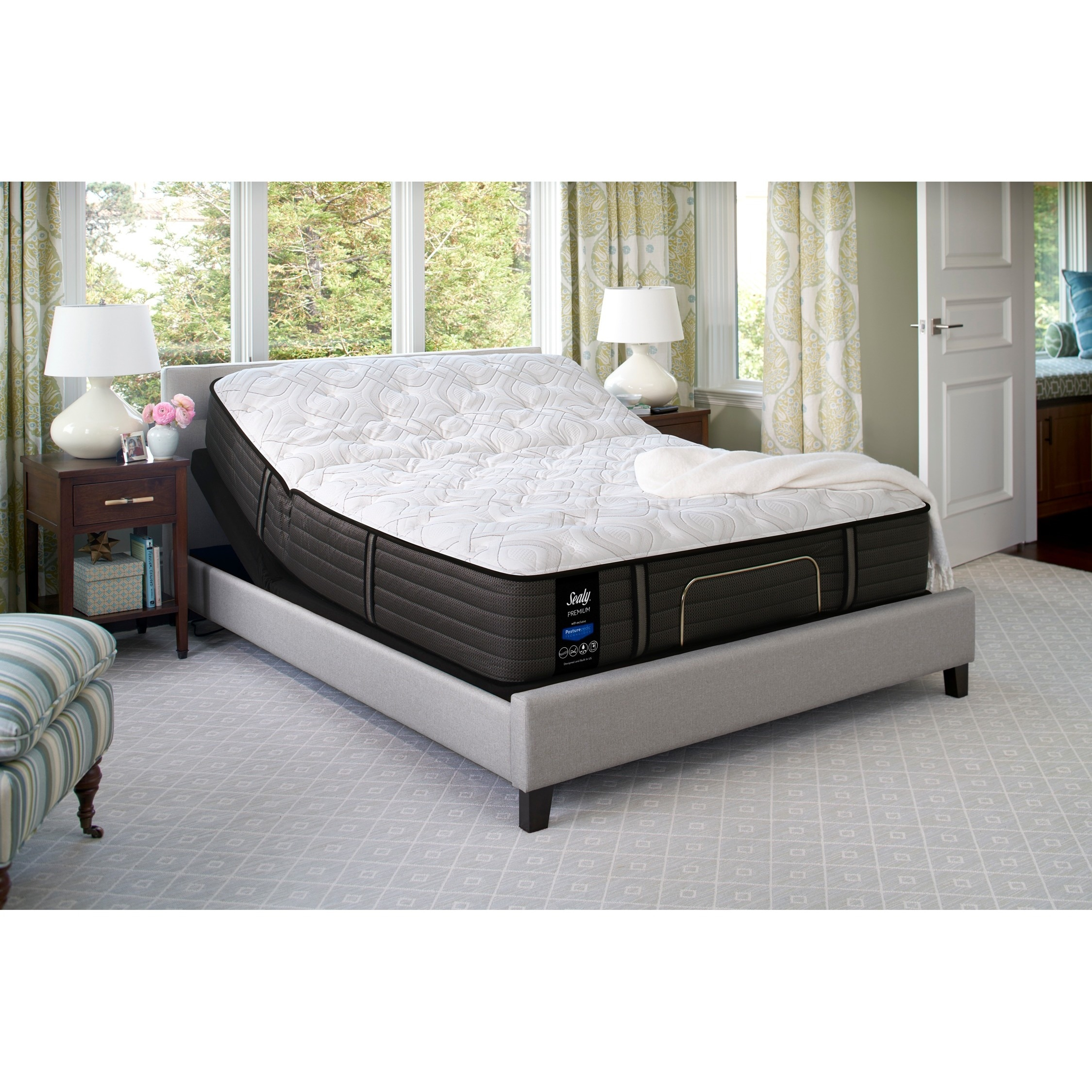 Sealy Ease Adjustable Bed Base  Free Shipping Today