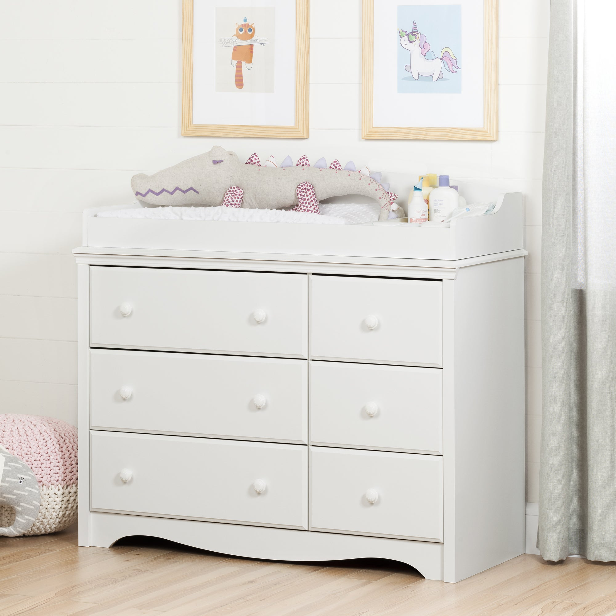 boy hemnes table nursery themed airplane striped with dresser s white pin ikea changing